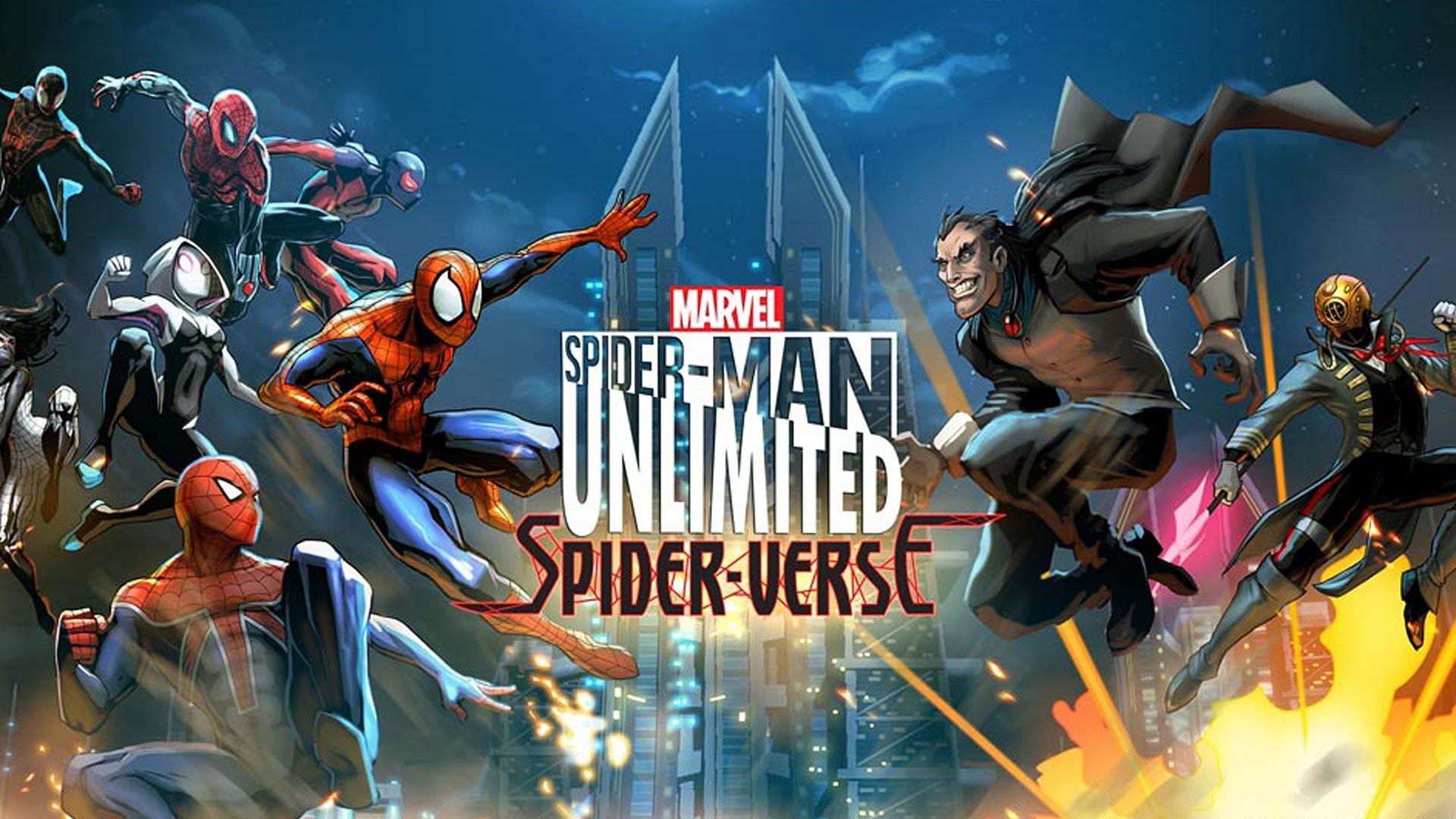 Main Gallery Ultimate Spider Man Game Wallpaper: