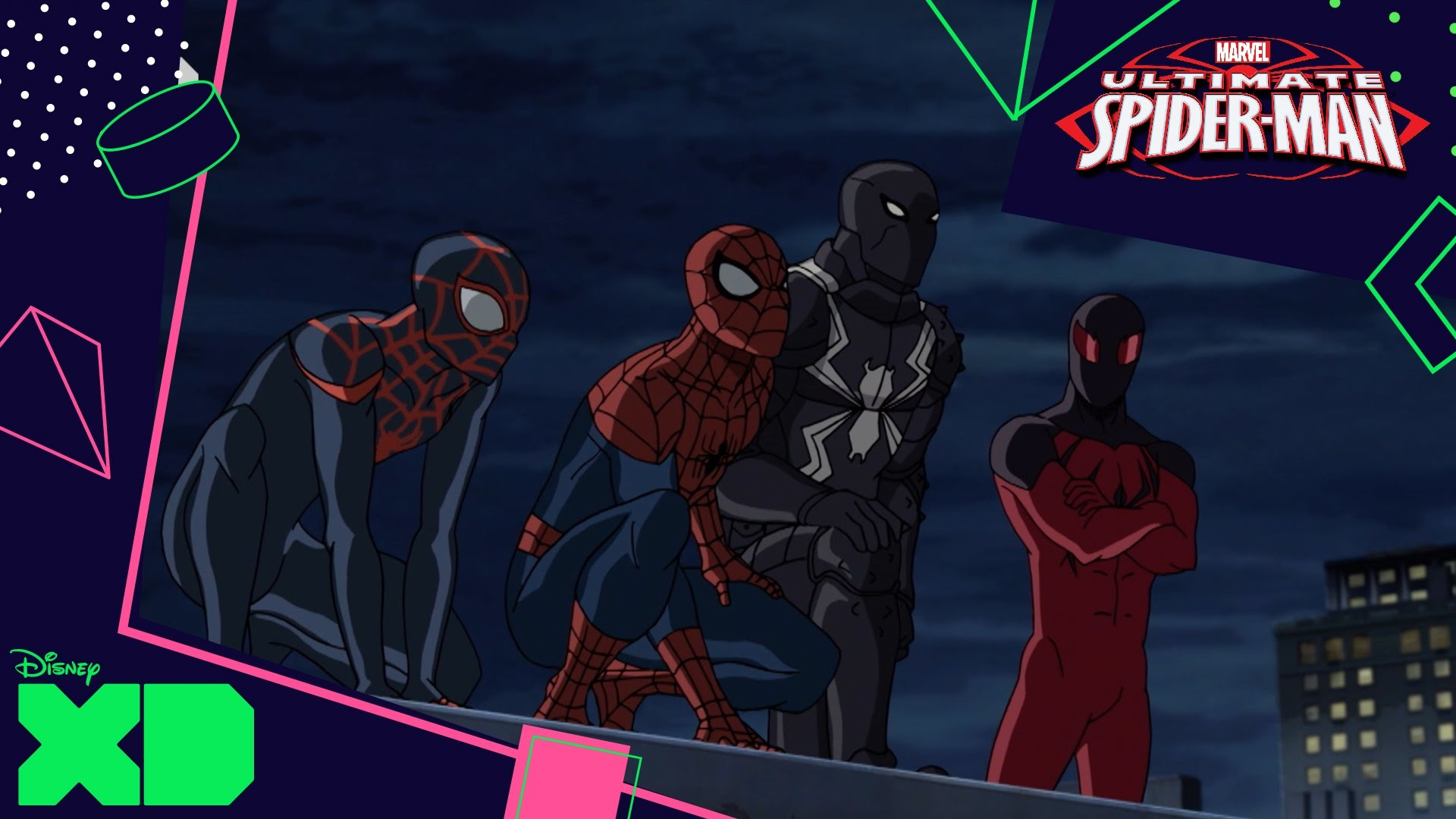 Ultimate Spider-Man Vs. The Sinister Six | Iron Vulture | Official Disney  XD UK – YouTube