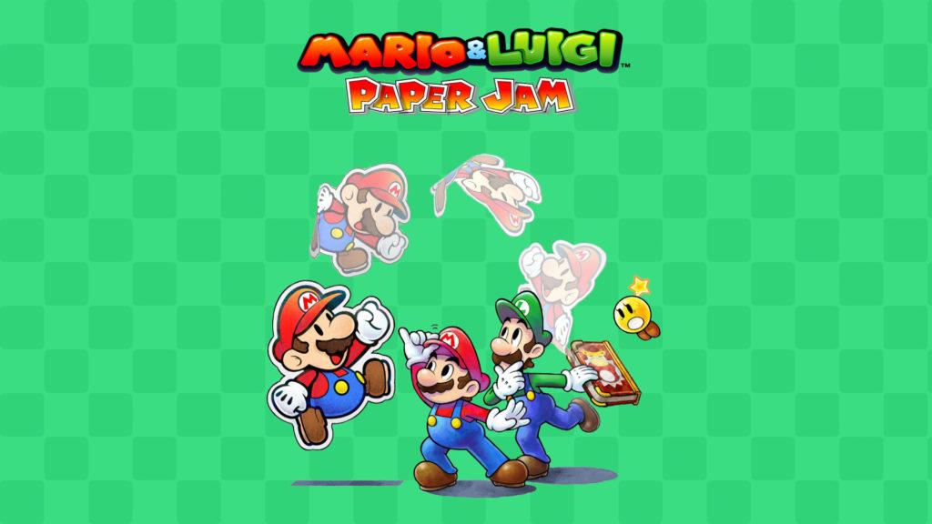 4 Mario & Luigi: Paper Jam HD Wallpapers | Backgrounds – Wallpaper Abyss