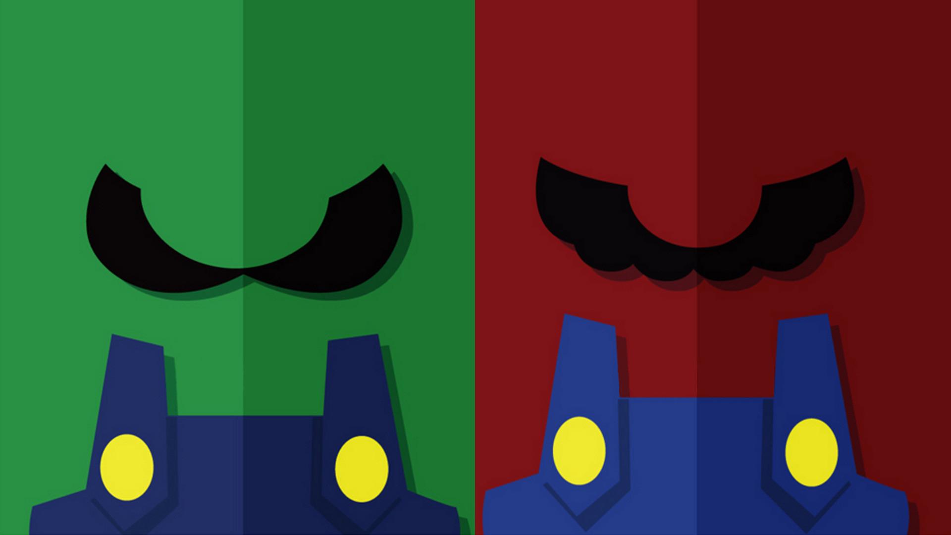 video Games, Super Mario, Mario Bros., Super Mario Bros., Luigi Wallpapers  HD / Desktop and Mobile Backgrounds