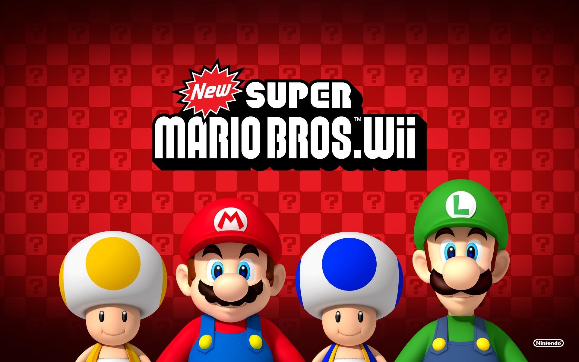 Super Mario Luigi Wallpaper
