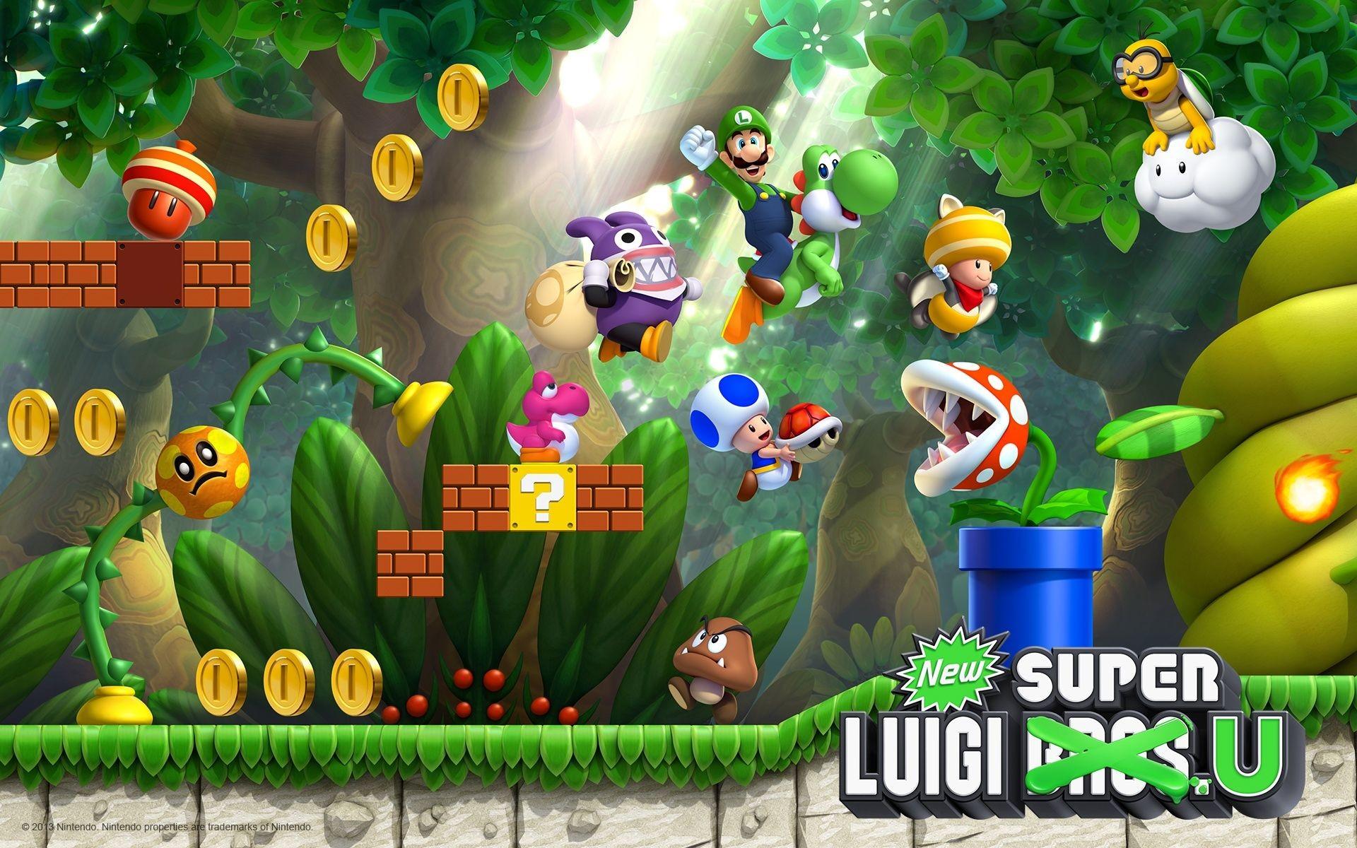 Mario And Luigi Wallpapers – Wallpaper Cave