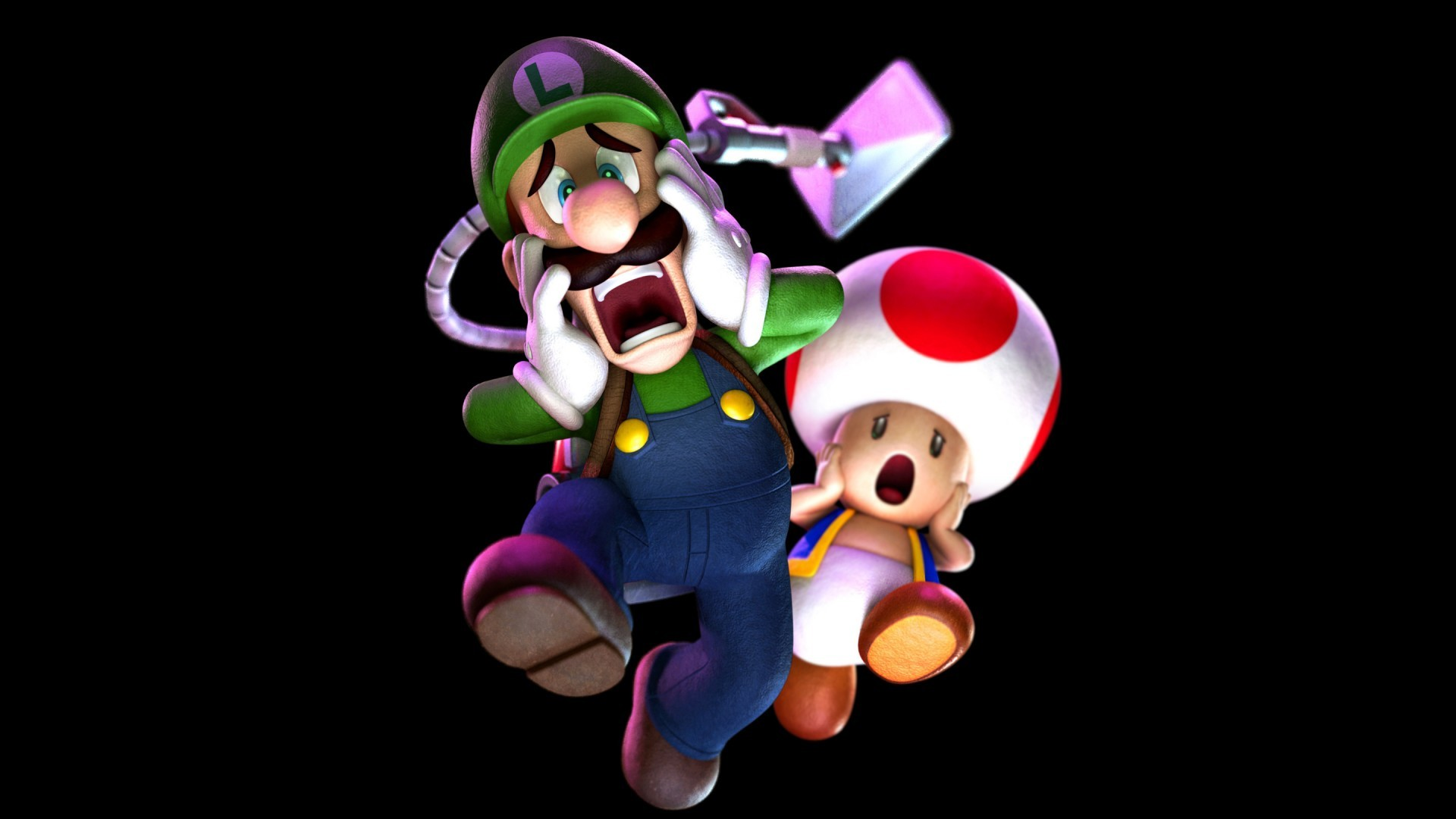 Mario and luigi background wallpapers HD.