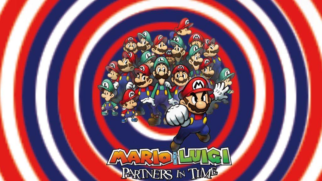 Video Game – Mario & Luigi: Partners In Time Wallpaper