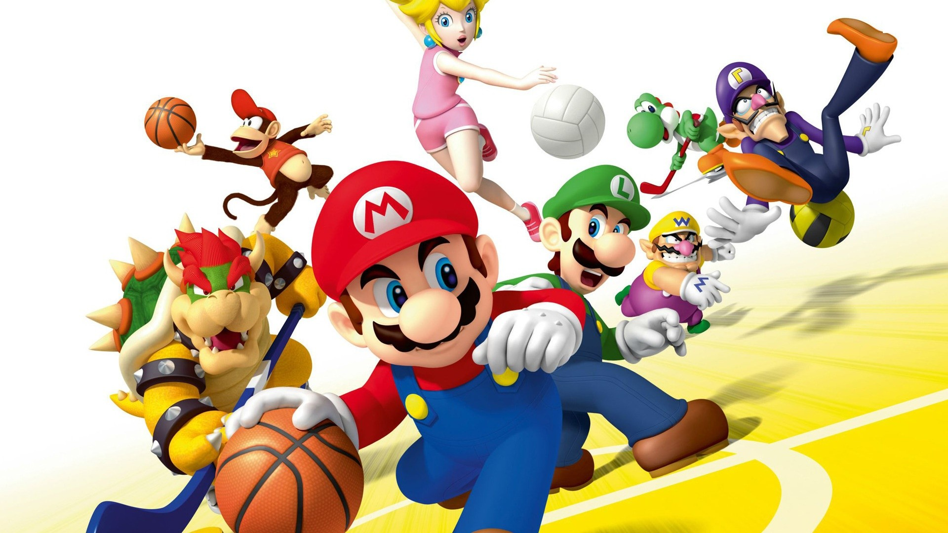 … mario sports mix wallhd download hd background wallpapers free …