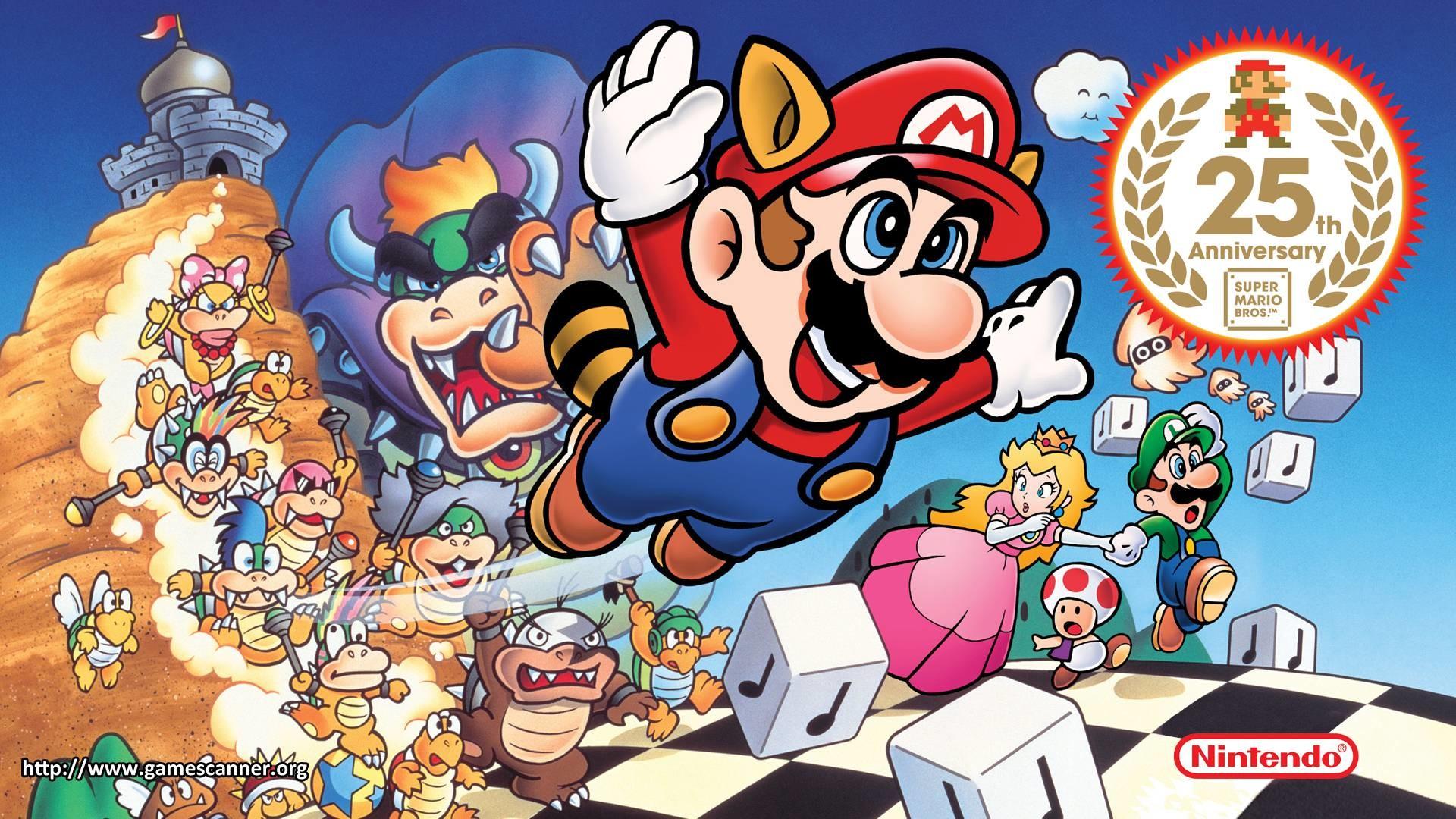 61 Mario And Luigi Wallpaper Hd