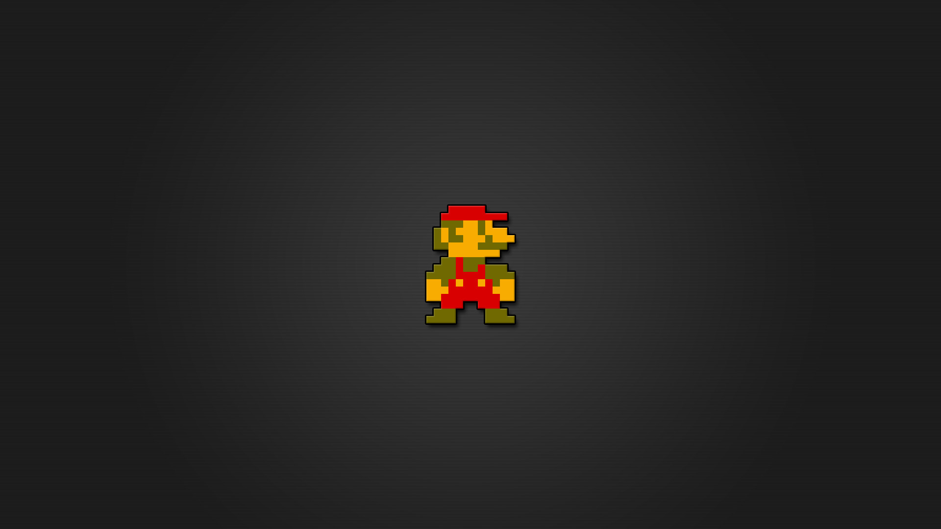 … Super Mario 8bit Wallpaper HD by LaChRiZ