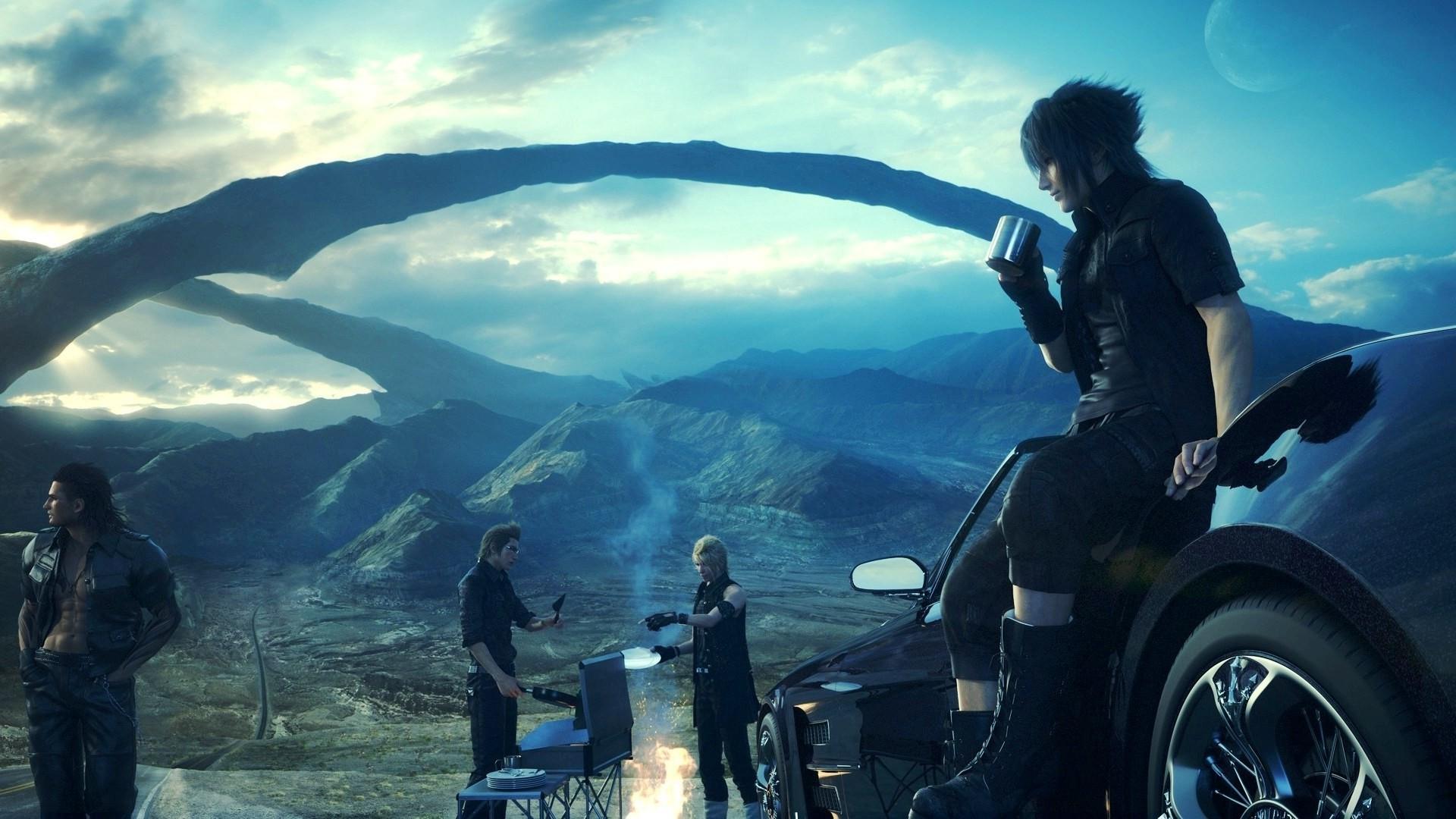 Final Fantasy XV Wallpaper Images