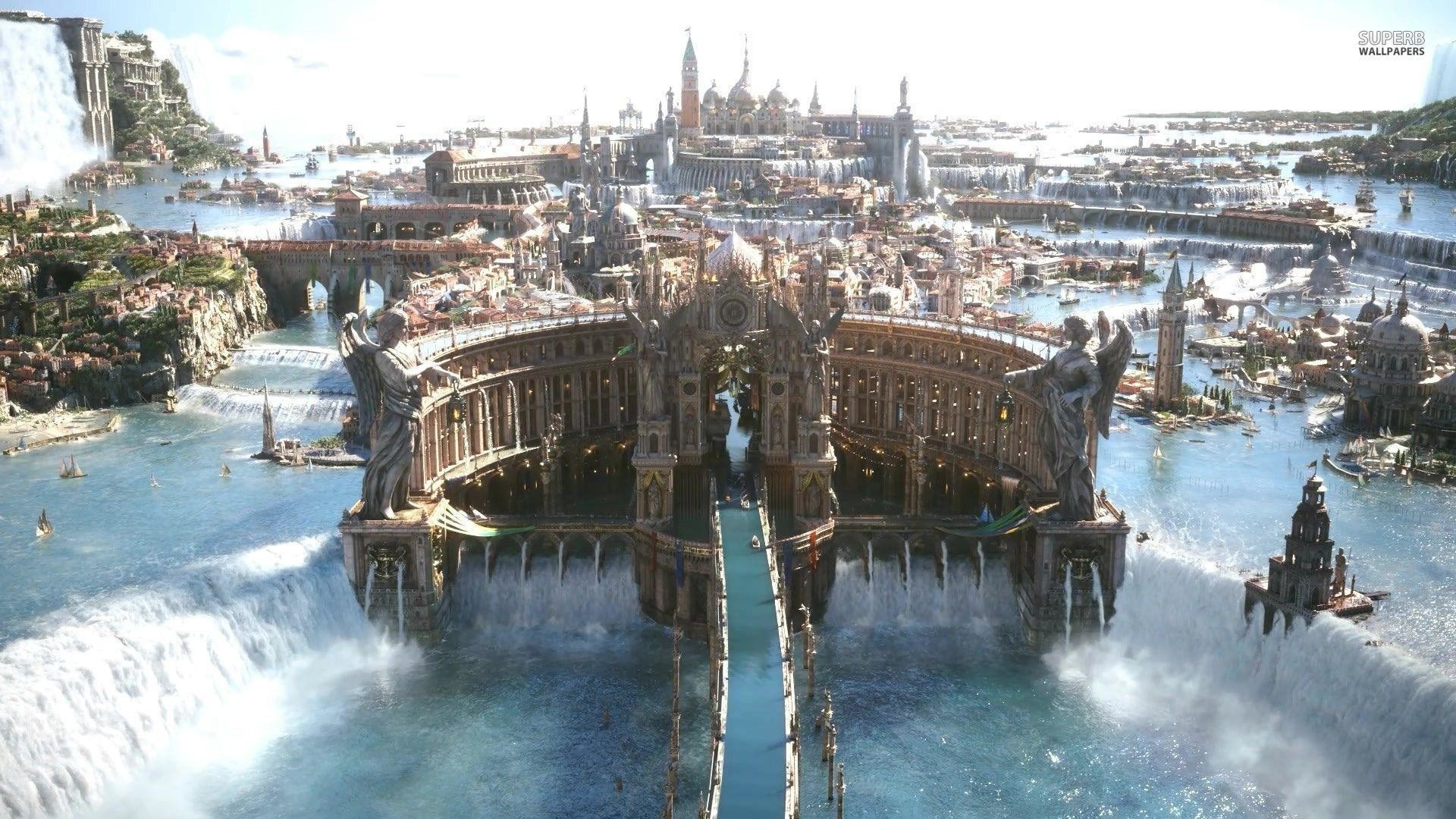 89 Final Fantasy XV HD Wallpapers | Backgrounds – Wallpaper Abyss