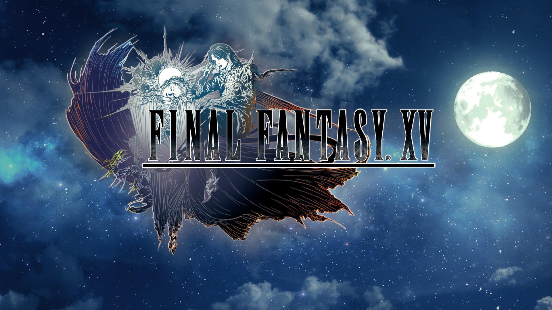 FF15 Spoilers[SPOILER][FFXV] Edited endgame logo wallpaper …