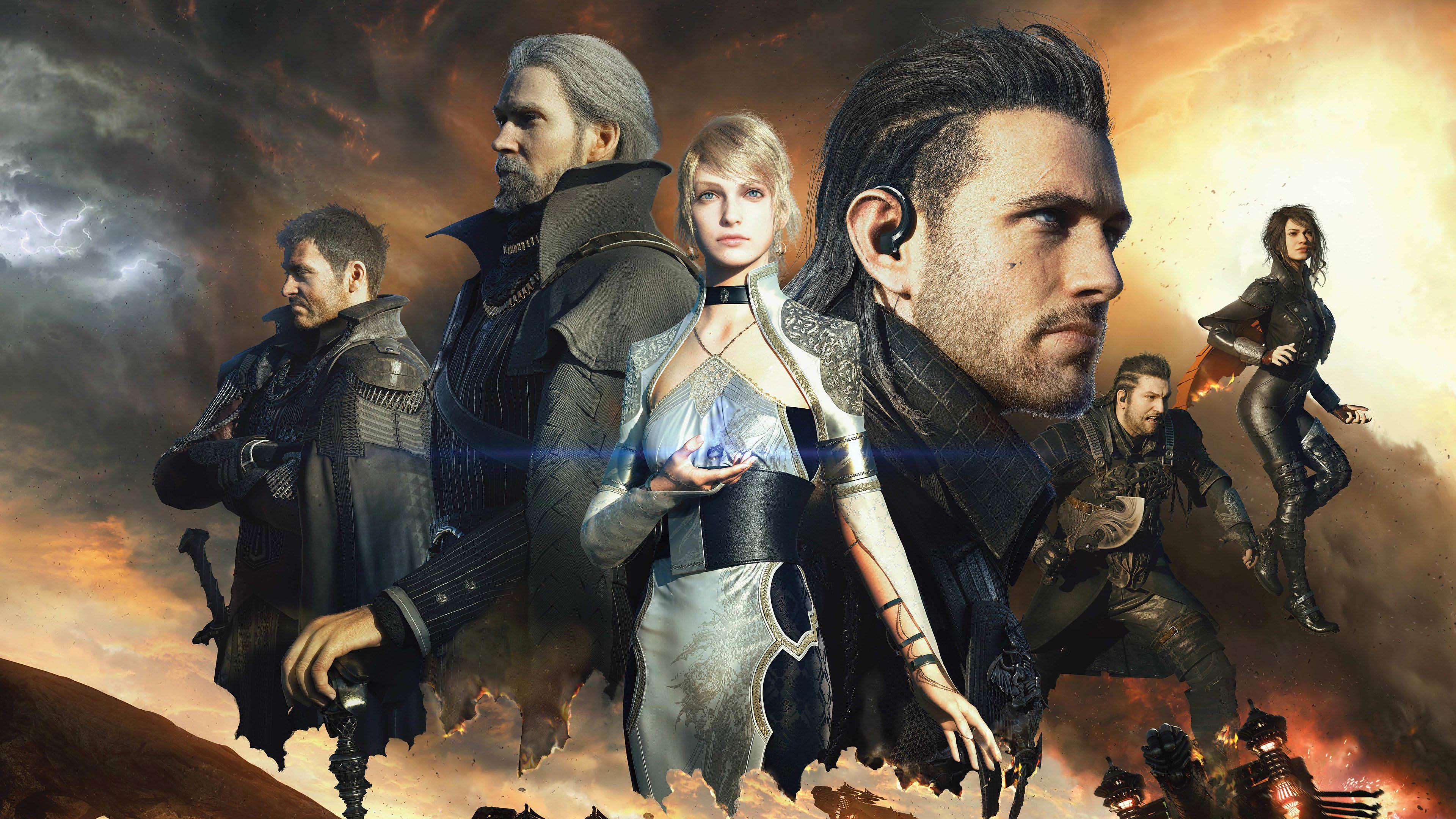 Kingsglaive: Final Fantasy XV wallpaper