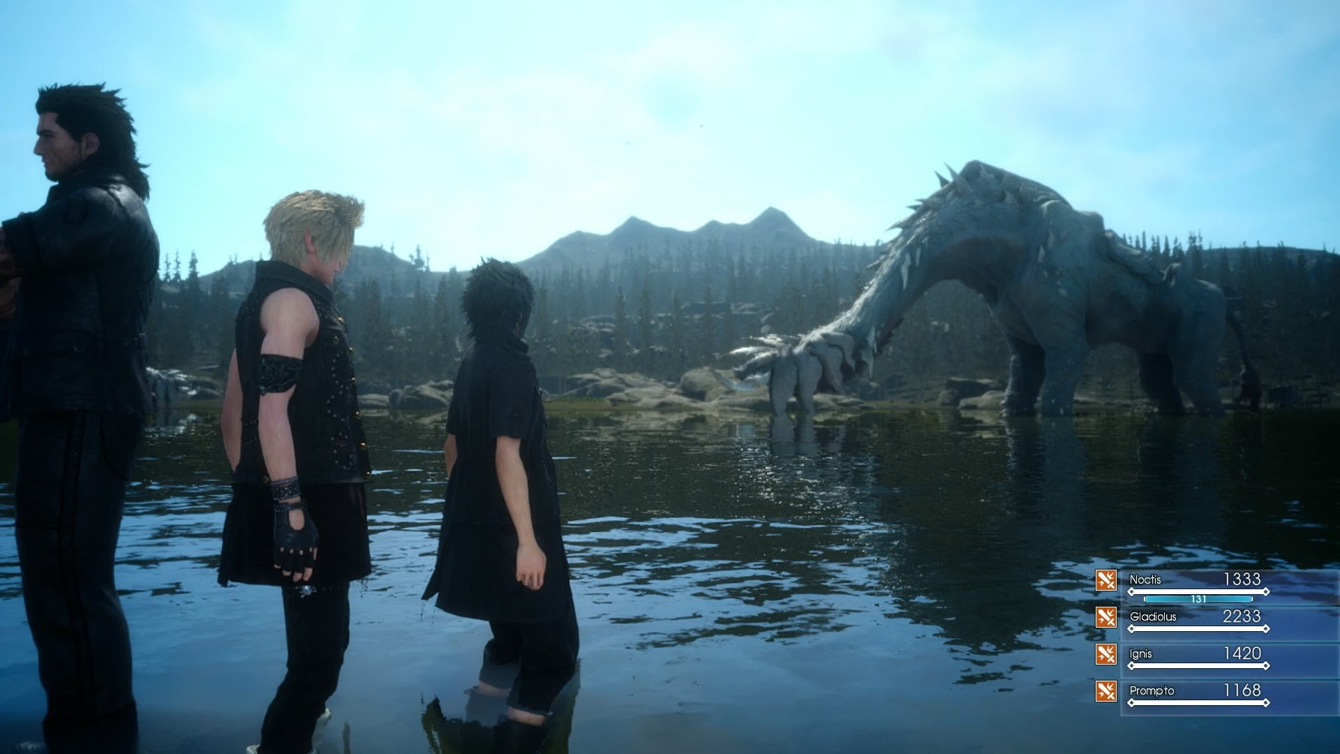 Final Fantasy XV – New Booster Pack! by Josiah Roche | News Article | GSR