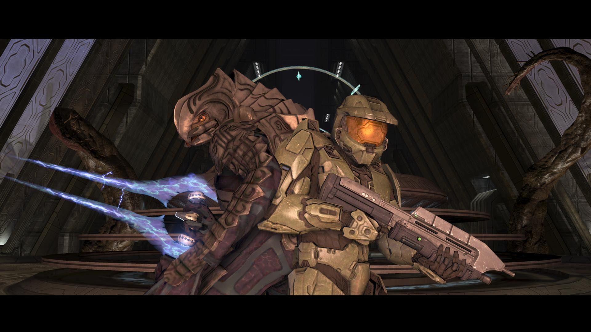 Halo 3 Master Chief And Arbiter wallpaper 250393