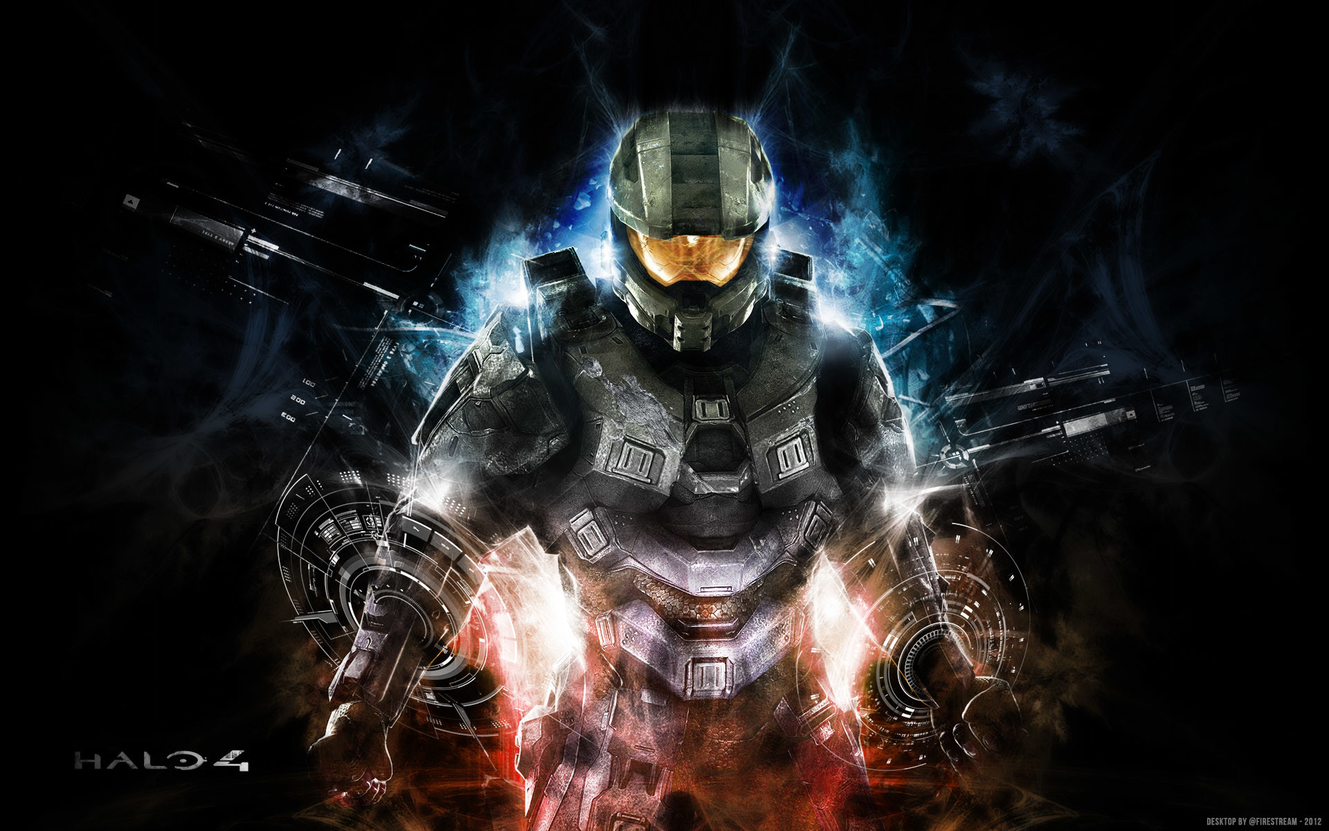 Beautiful Halo 4 wallpaper uploaded by IGC – Master Chief