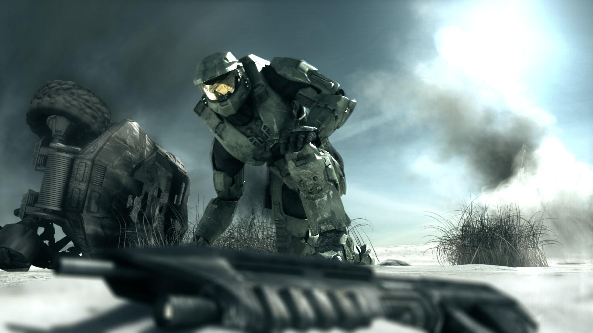Master Chief – Halo 3 wallpaper #5561