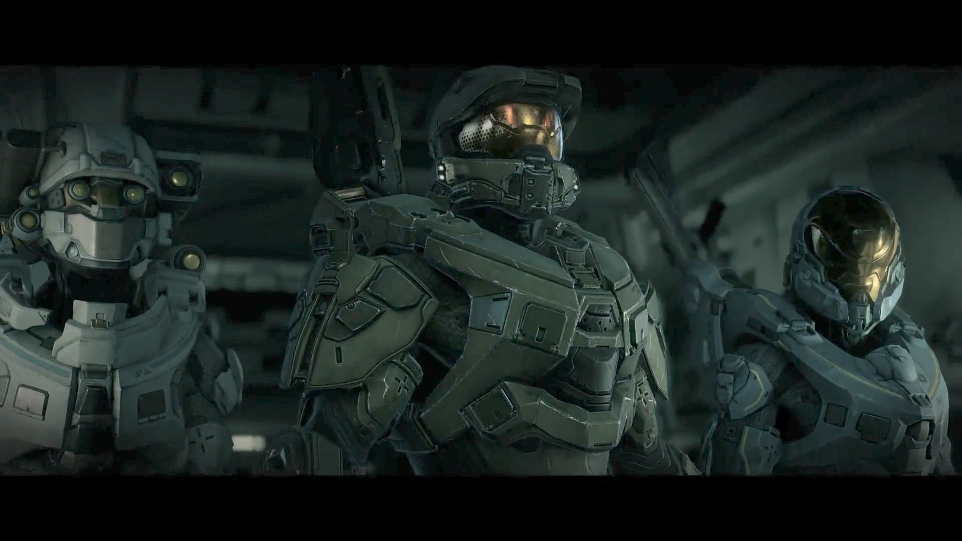 Halo 5 – Master Chief's Blue Team Opening Cinematic Trailer (Xbox One) –  YouTube