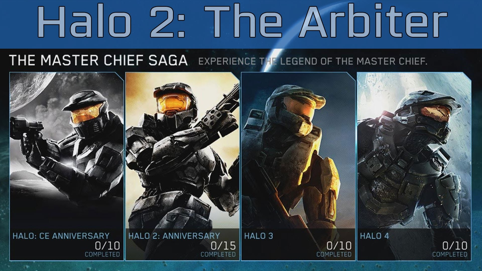 Halo: The Master Chief Collection – Halo 2: The Arbiter Walkthrough [HD  1080P] – YouTube