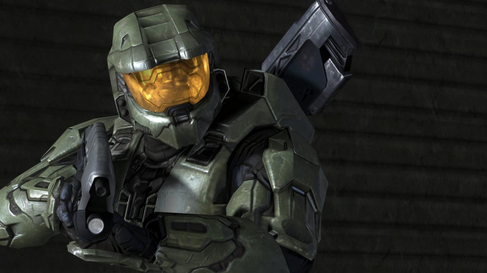 Halo 3 Crow's Nest (11) master chief wallpaper 1080p
