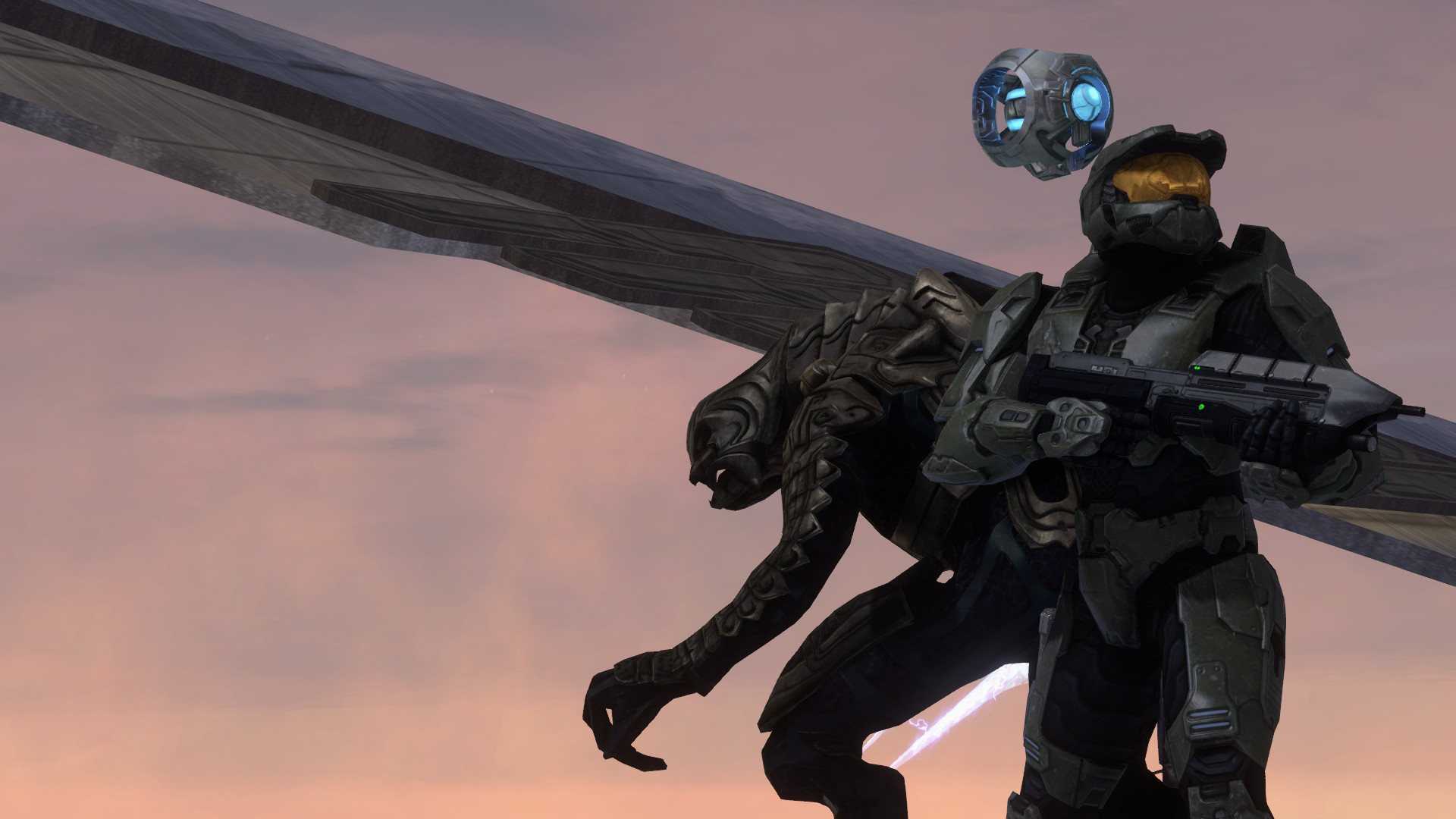 And now, we come to Halo 3…