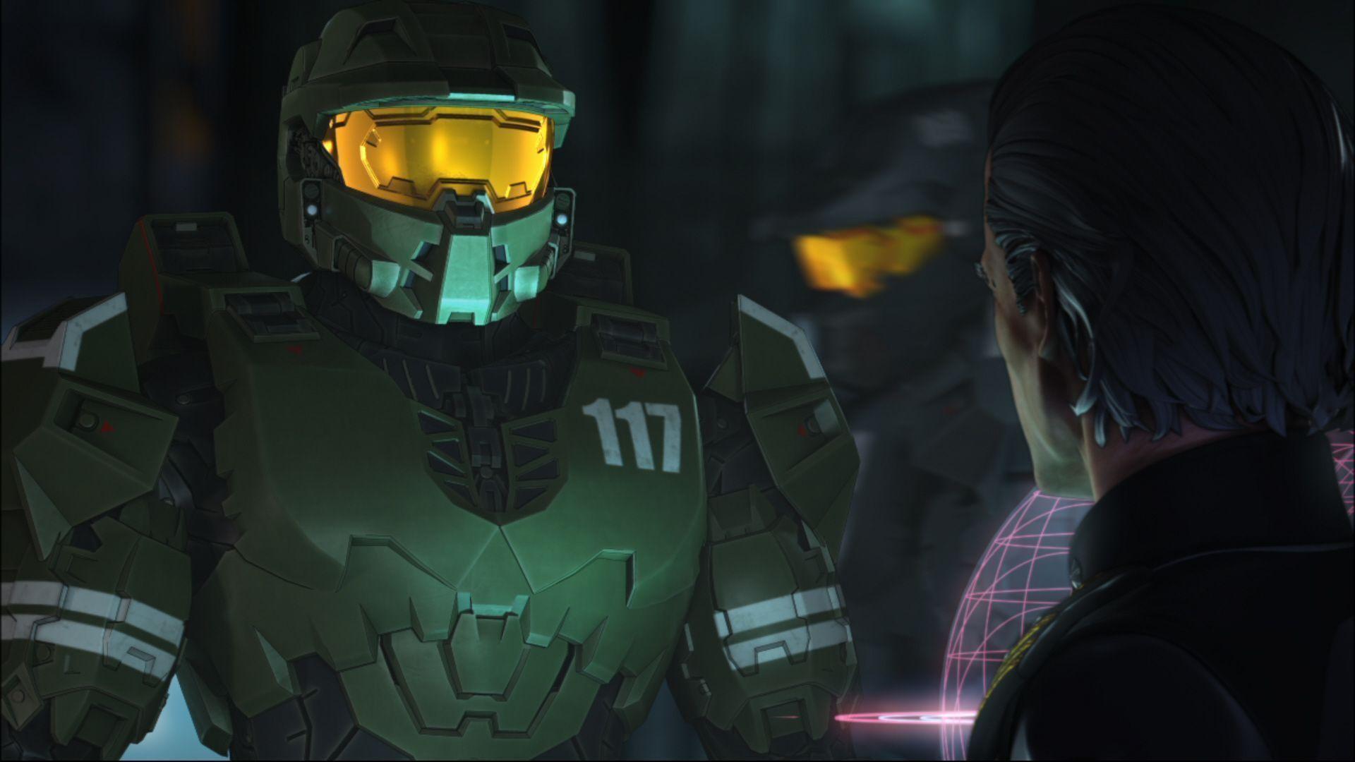 Halo Legends Master Chief wallpaper – 249149