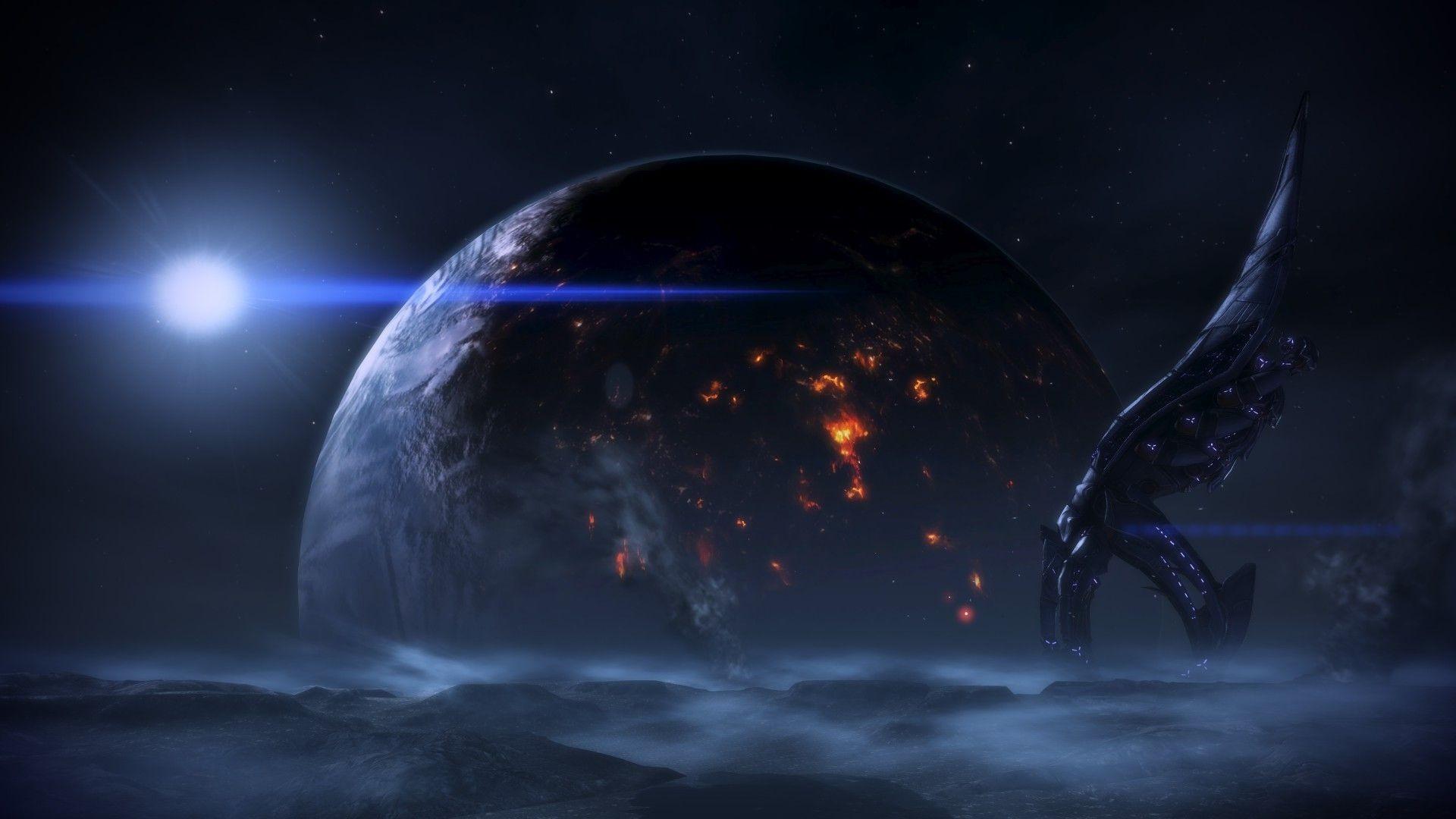 Mass Effect Wallpaper Hd – HD Wallpapers Lovely