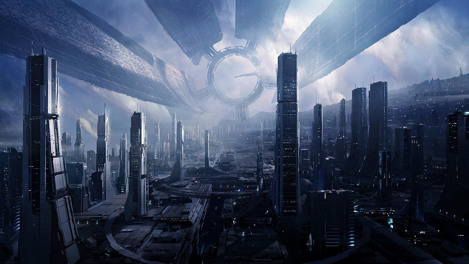 Mass Effect Wallpaper HD 17442