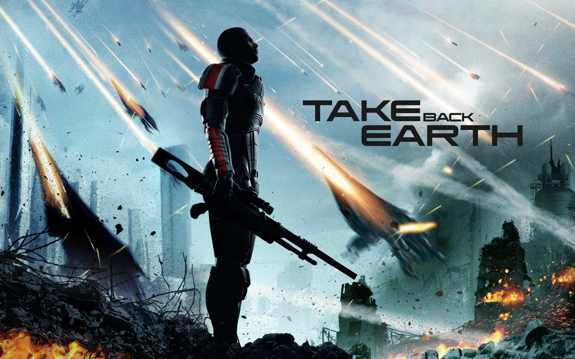 Mass Effect 3 Wallpapers – Full HD wallpaper search