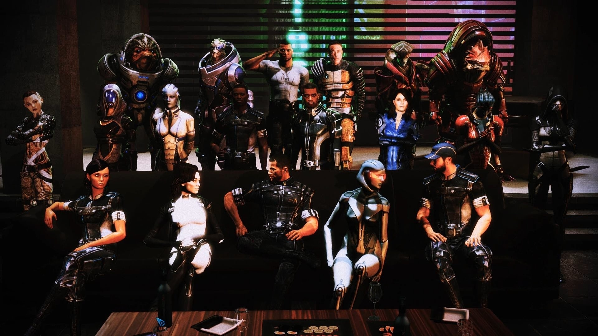 HD Wallpaper | Background ID:380761. Video Game Mass Effect 3