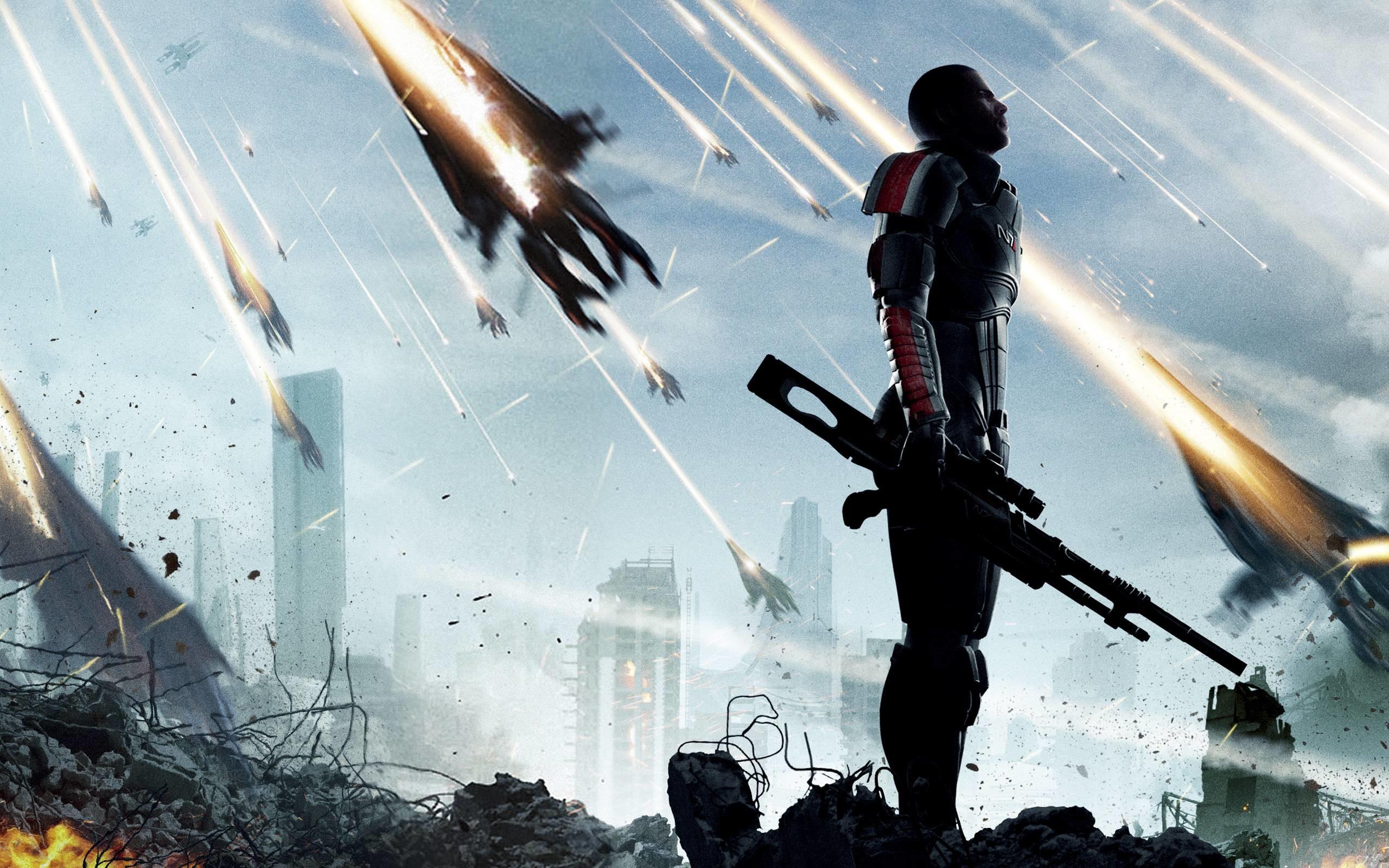 Mass Effect 3 Concept Art HD Wide Wallpaper – Resolution