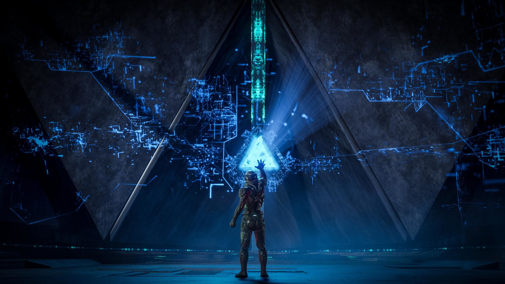 Mass Effect: Andromeda · HD Wallpaper | Background ID:761515