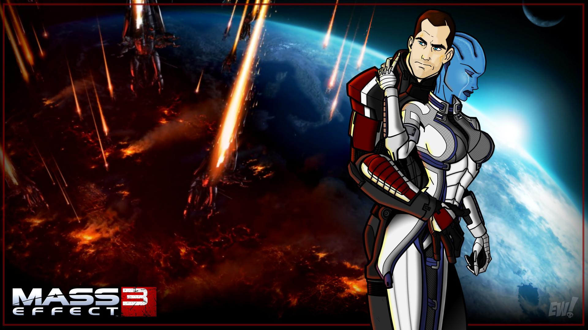 HD Wallpaper | Background ID:402204. Video Game Mass Effect 3