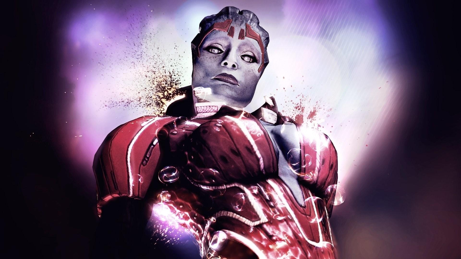 HD Wallpaper | Background ID:247603. Video Game Mass Effect 2