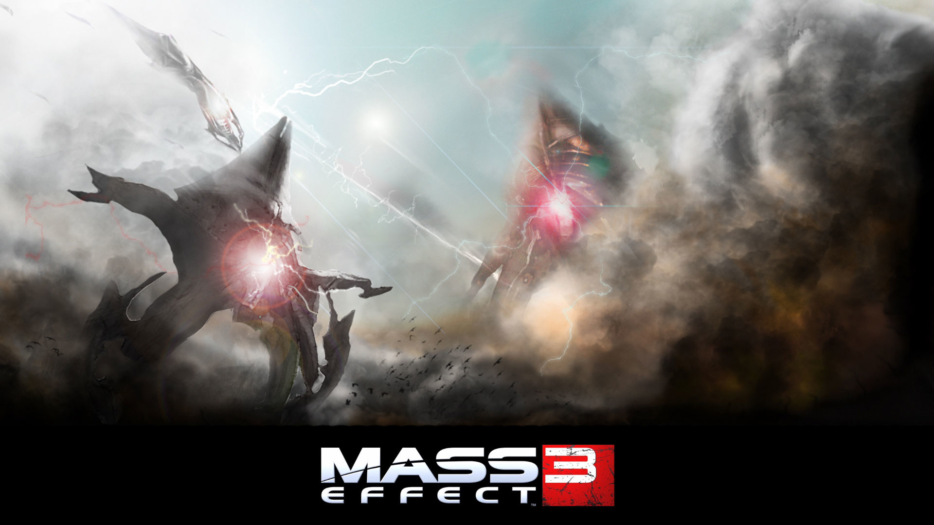 Mass Effect 3 Wallpapers in HD | High Resolution