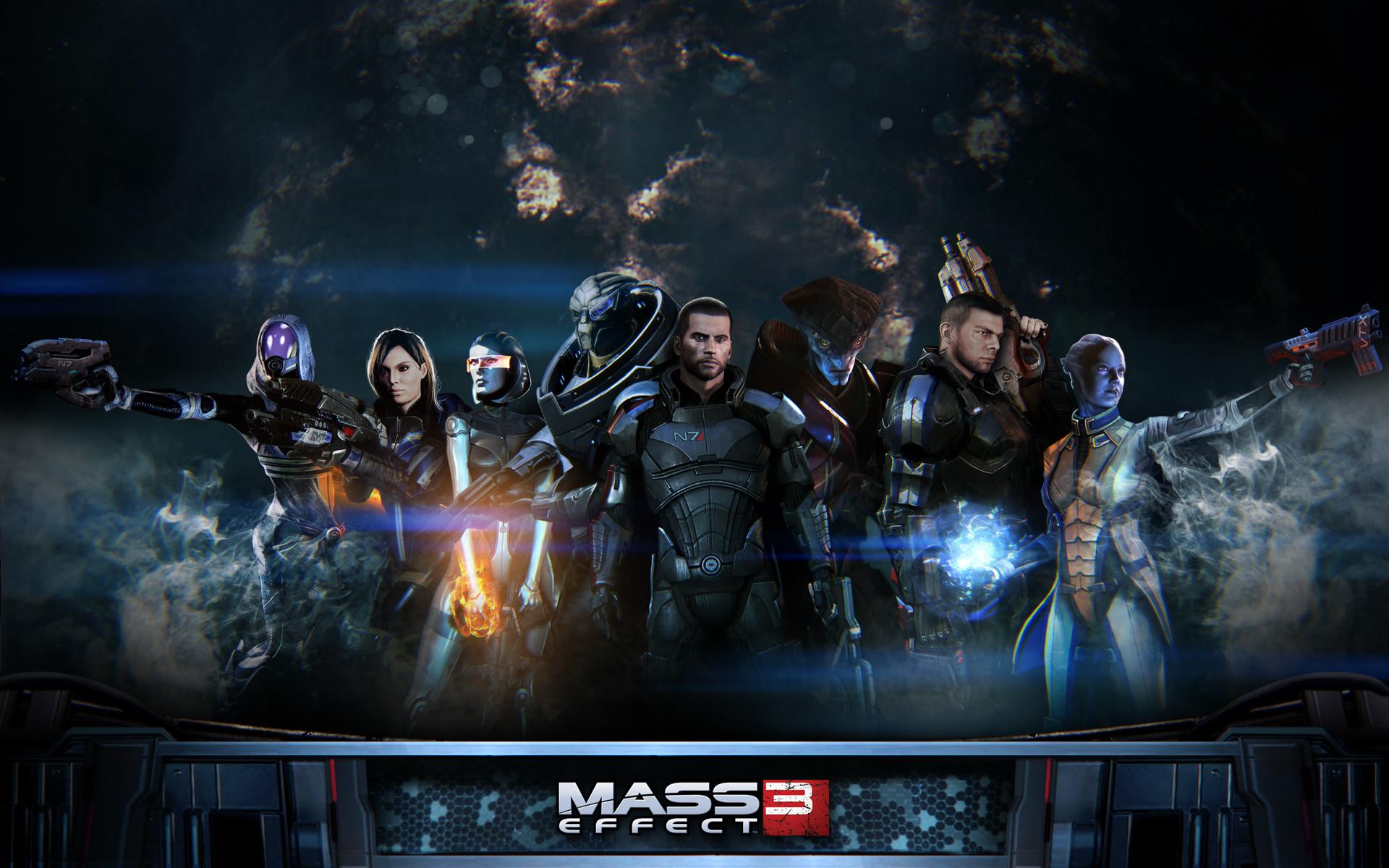 Mass Effect 3 Extended Cut