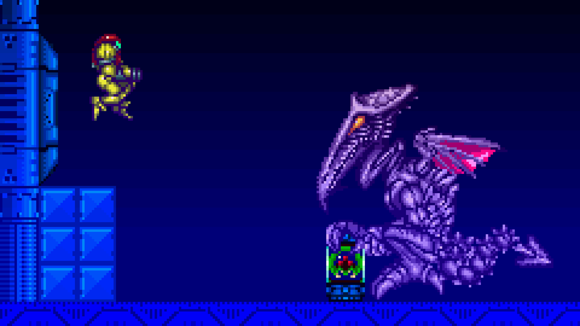 … Special – Wallpaper – Super Metroid – Ridley by Thelimomon
