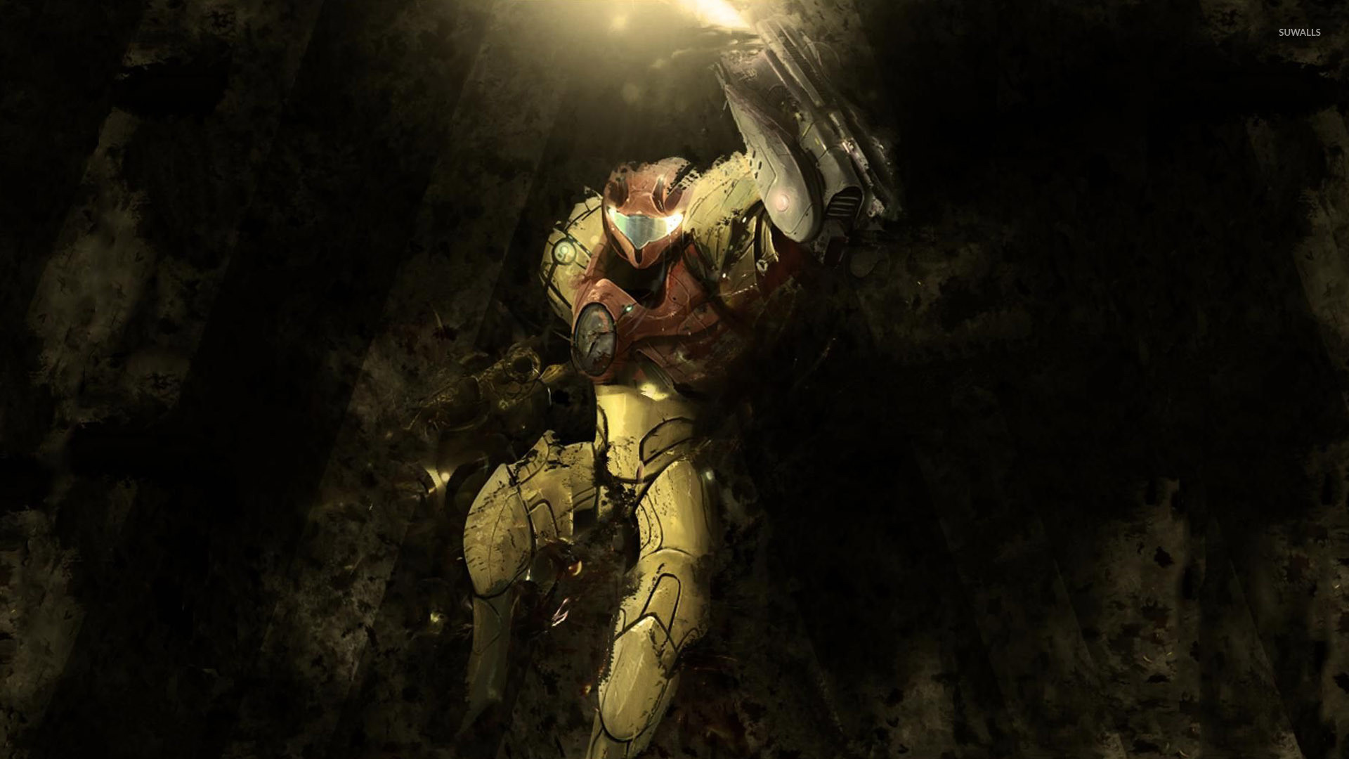 Samus Aran – Metroid [3] wallpaper jpg