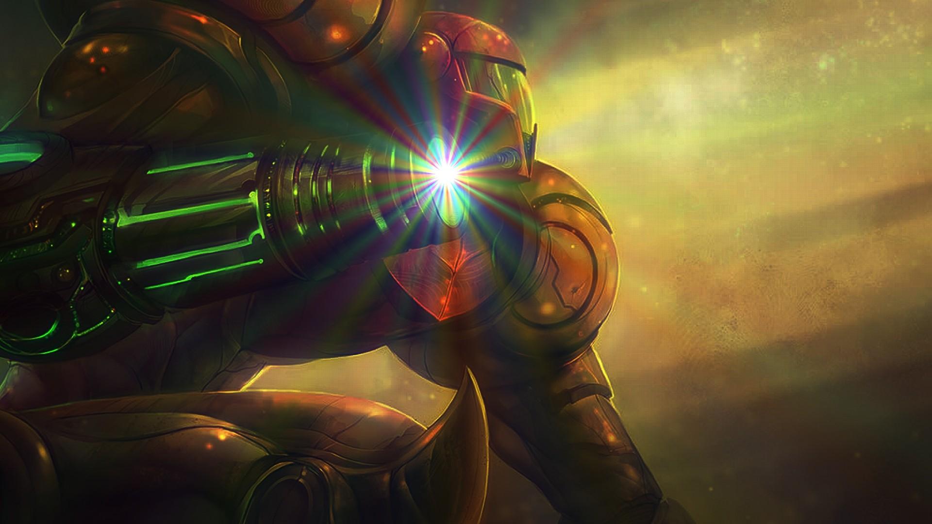 METROID sci-fi nintendo (9) wallpaper