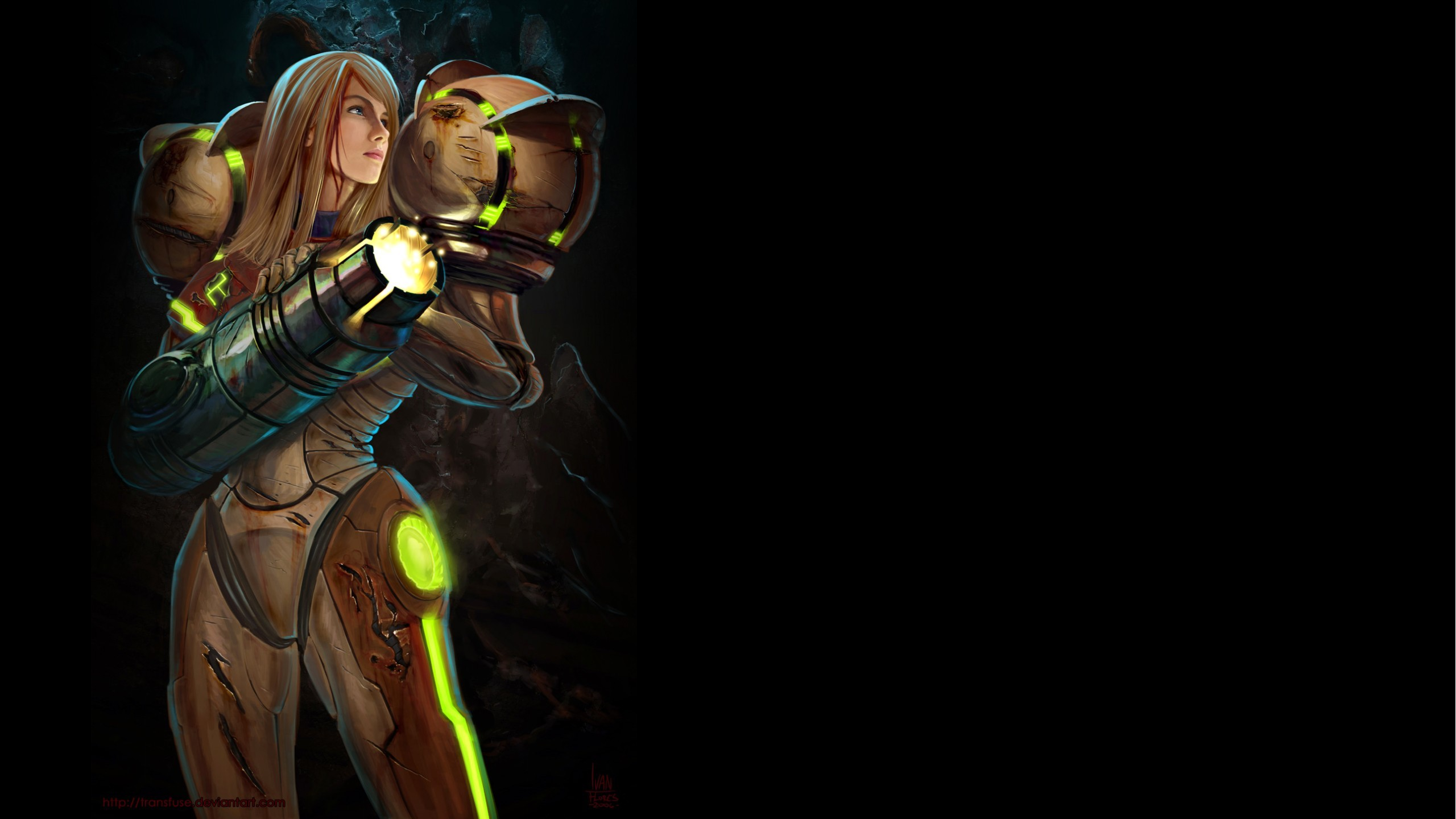 digit Metroid samus aran video games HD Wallpaper