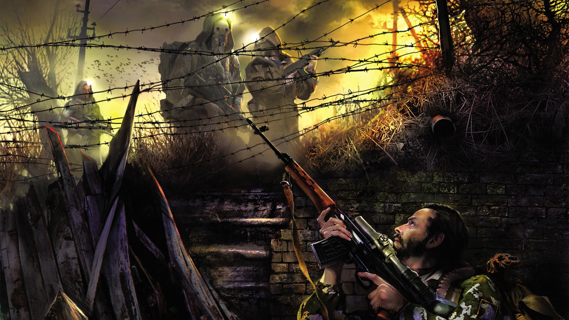 Awesome Gamer Desktop Background