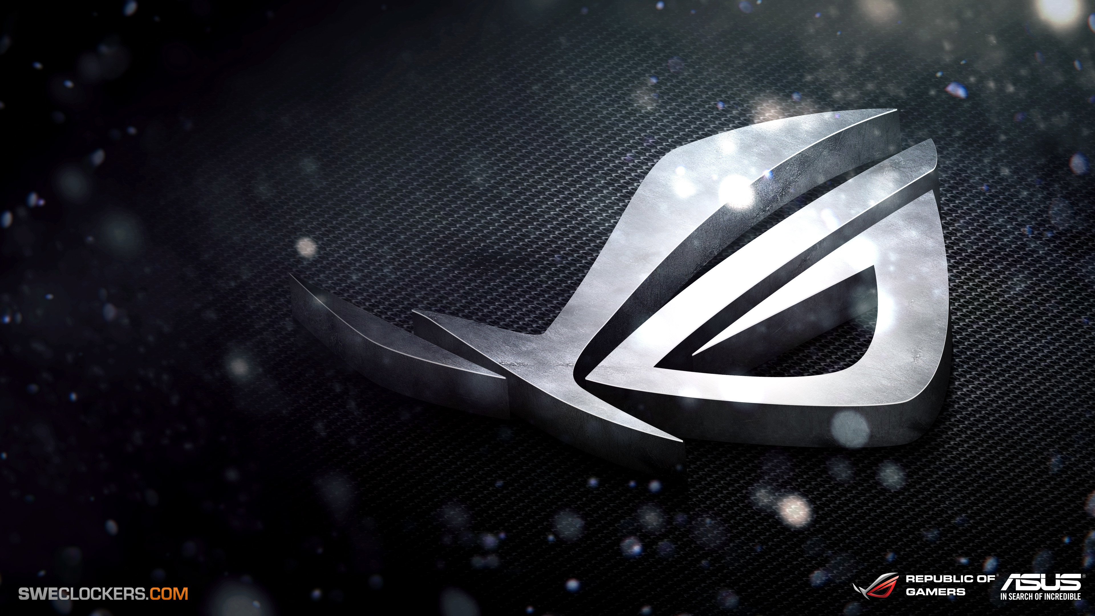 Awesome 4K ROG Wallpapers