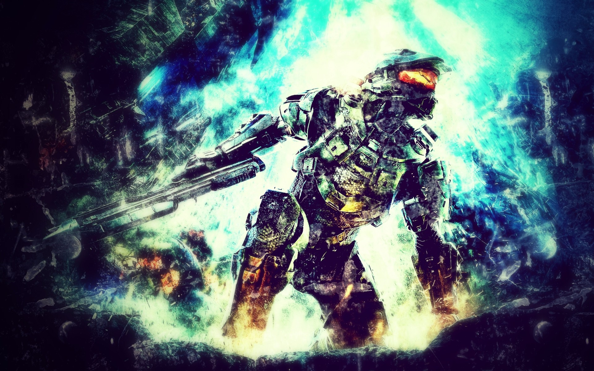 Awesome Gamer Backgrounds Hd