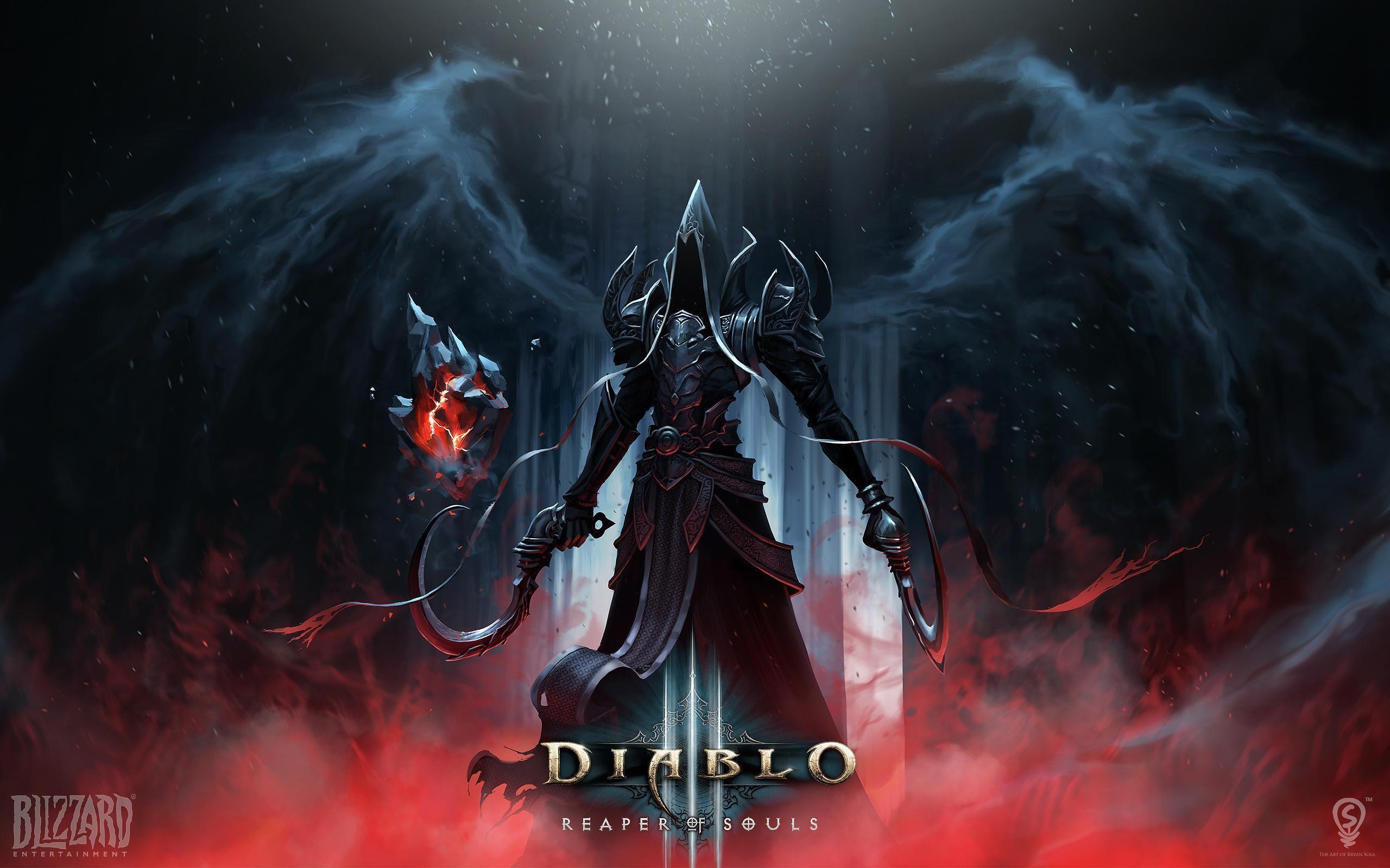 Diablo Reaper Souls #Awesome #cool #Diablo #Games #gaming #Reaper #