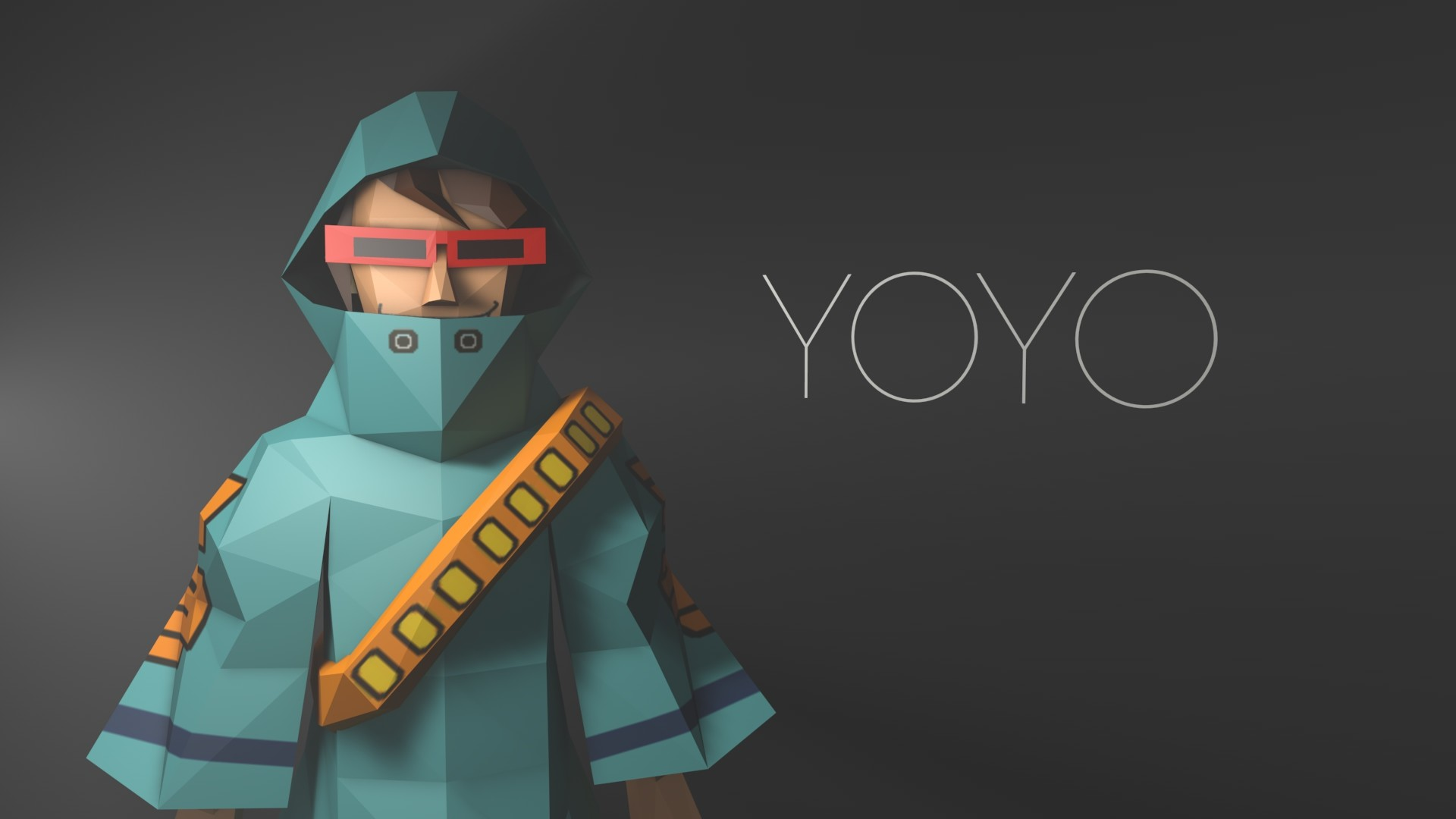 YoYo Low Polygon Render by JsrfYo YoYo Low Polygon Render by JsrfYo