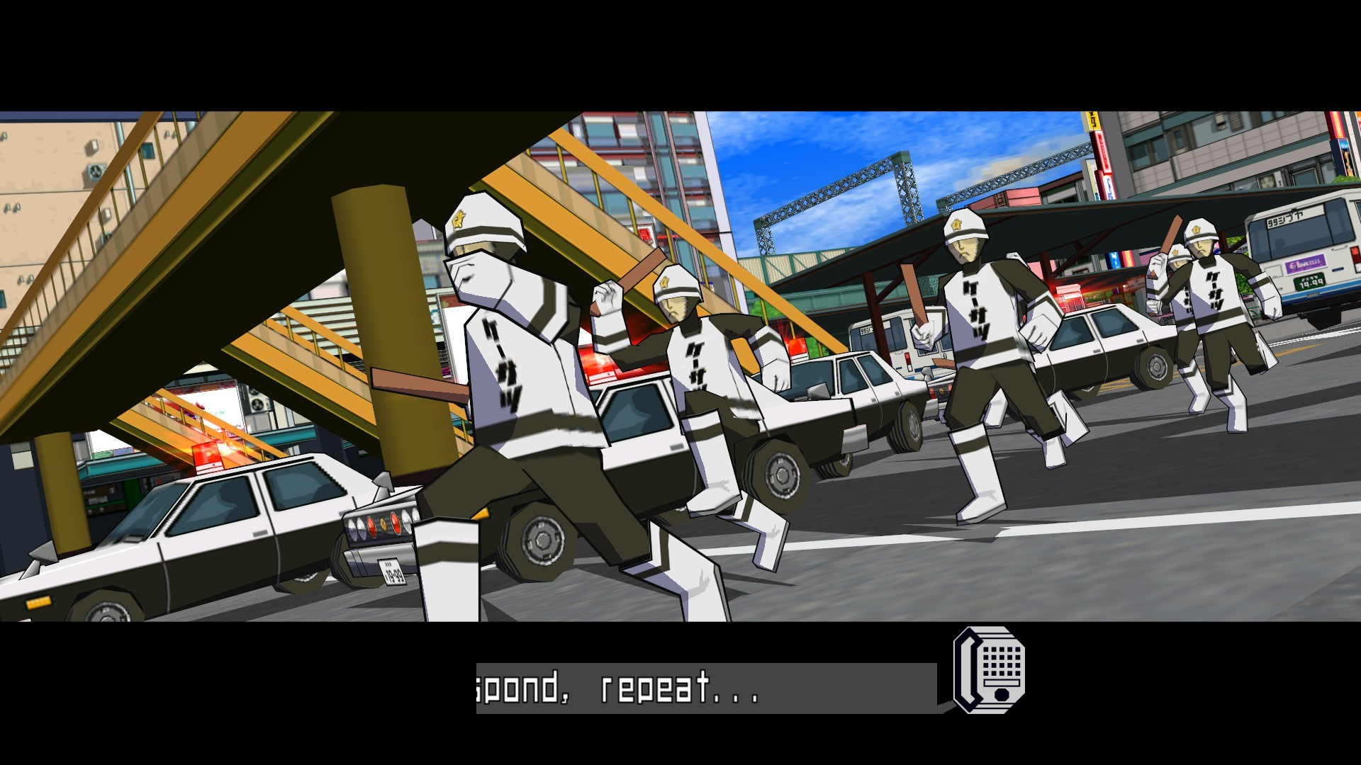 These include some music tracks from Jet Set Radio Future (the game's  sequel on Xbox), …