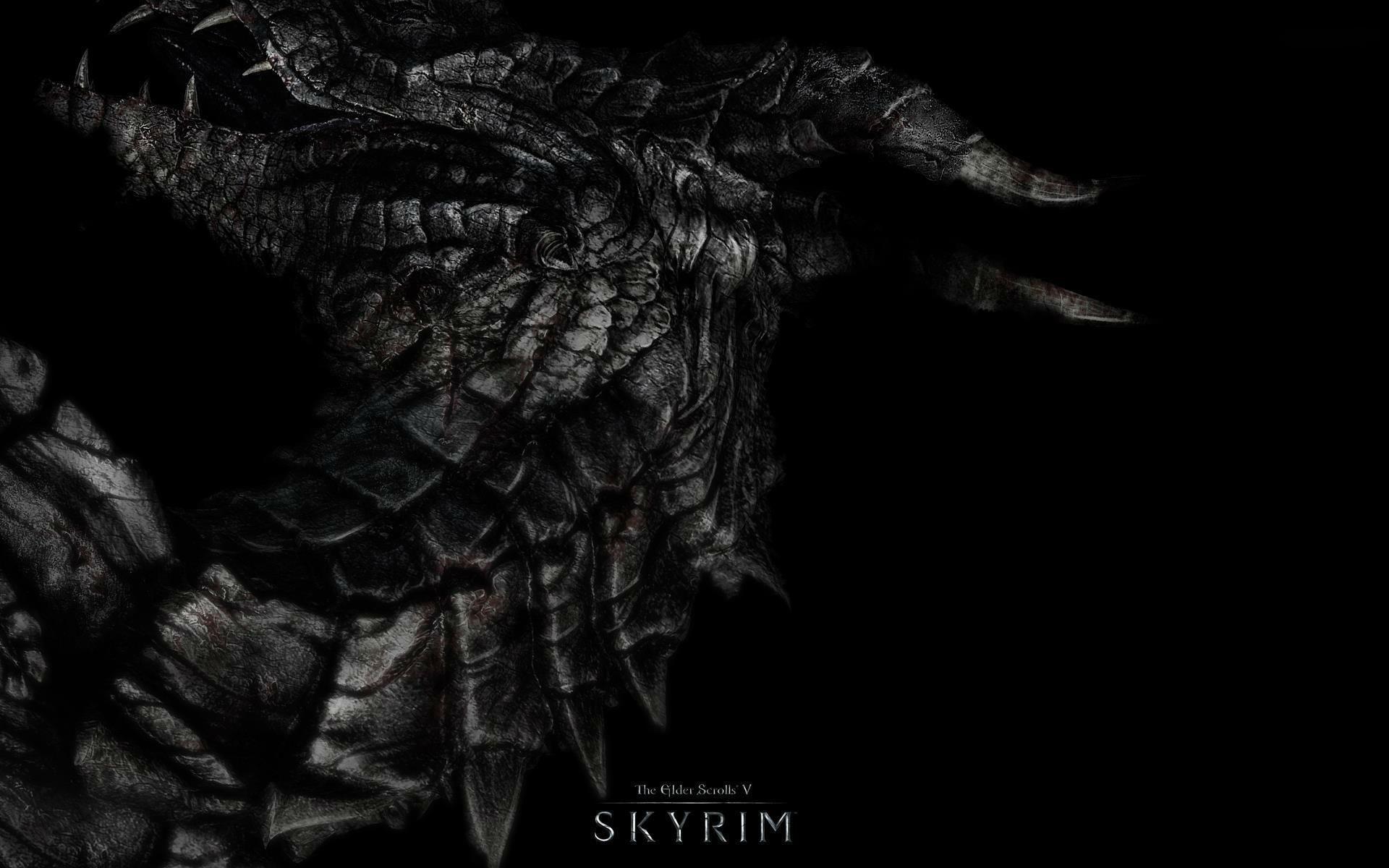 Free skyrim wallpaper background
