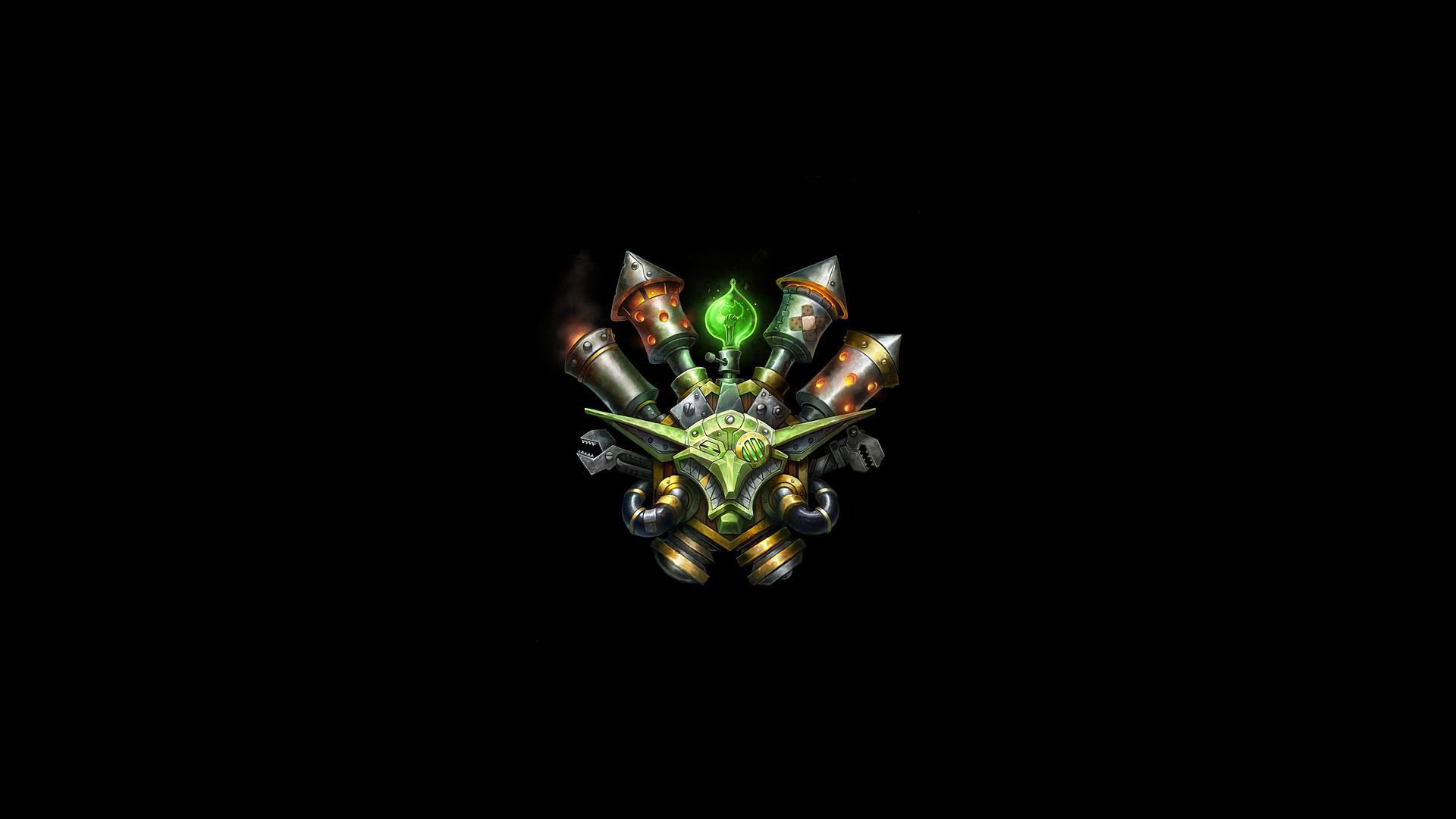 Free Goblin Crest wallpaper background
