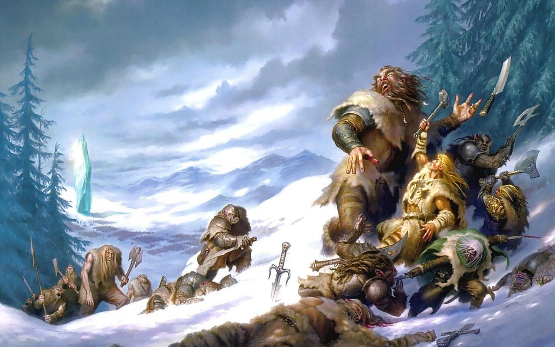 FORGOTTEN REALMS Dungeons Dragons fantasy board rpg wallpaper .
