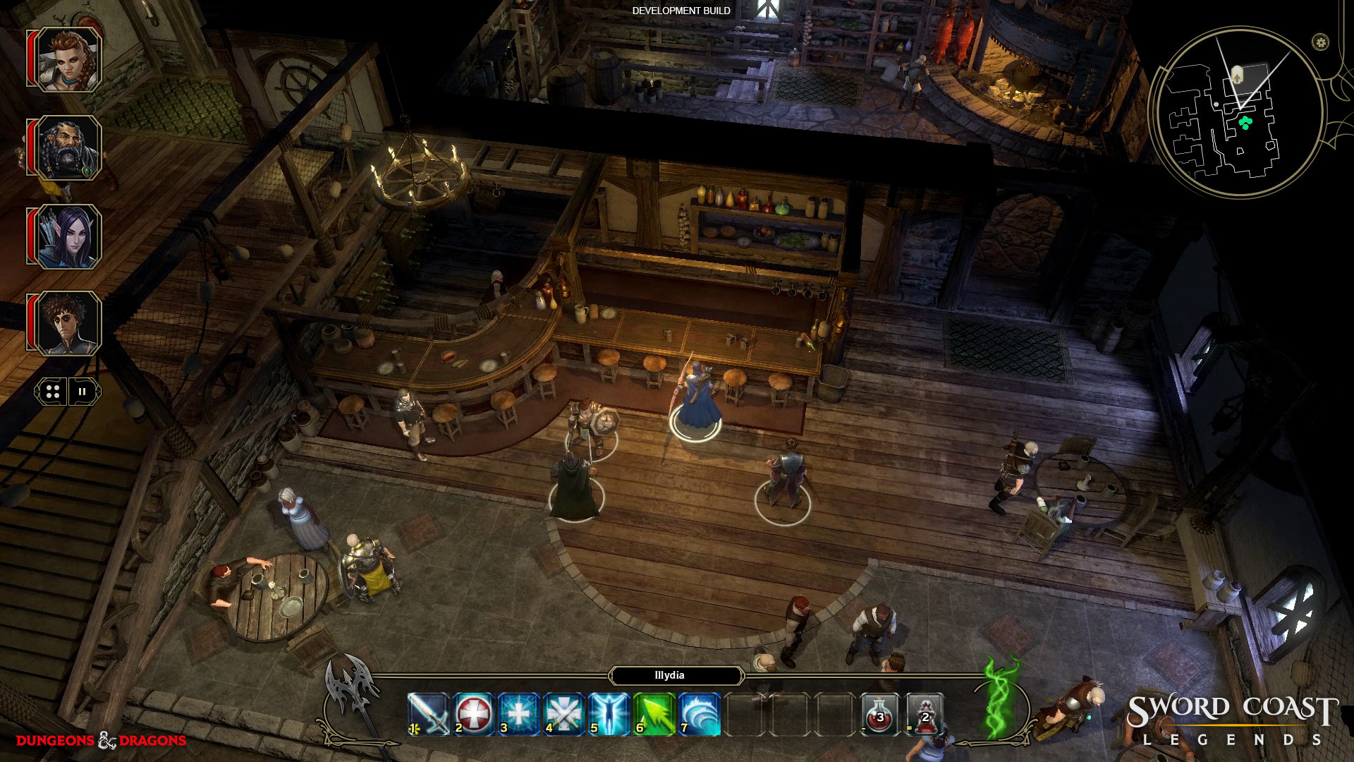 … like we missed Sword Coast Legends when it was originally announced,  but I'd be a fool to pass by our first look at gameplay for the Forgotten  Realms, …