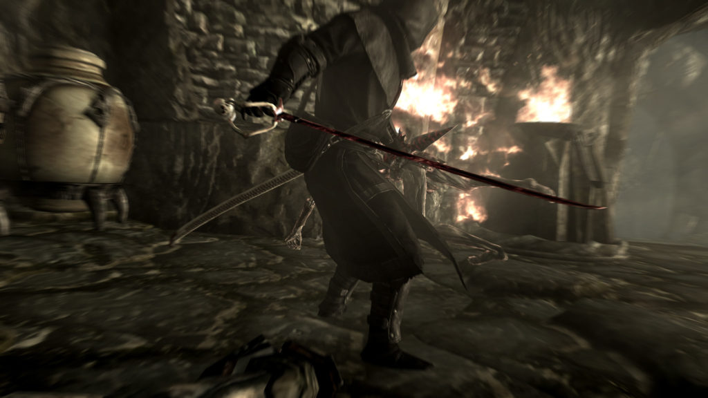 Asgrims Hold and DrHkls Forgotten Realms Weaponry at Skyrim Nexus – mods  and community