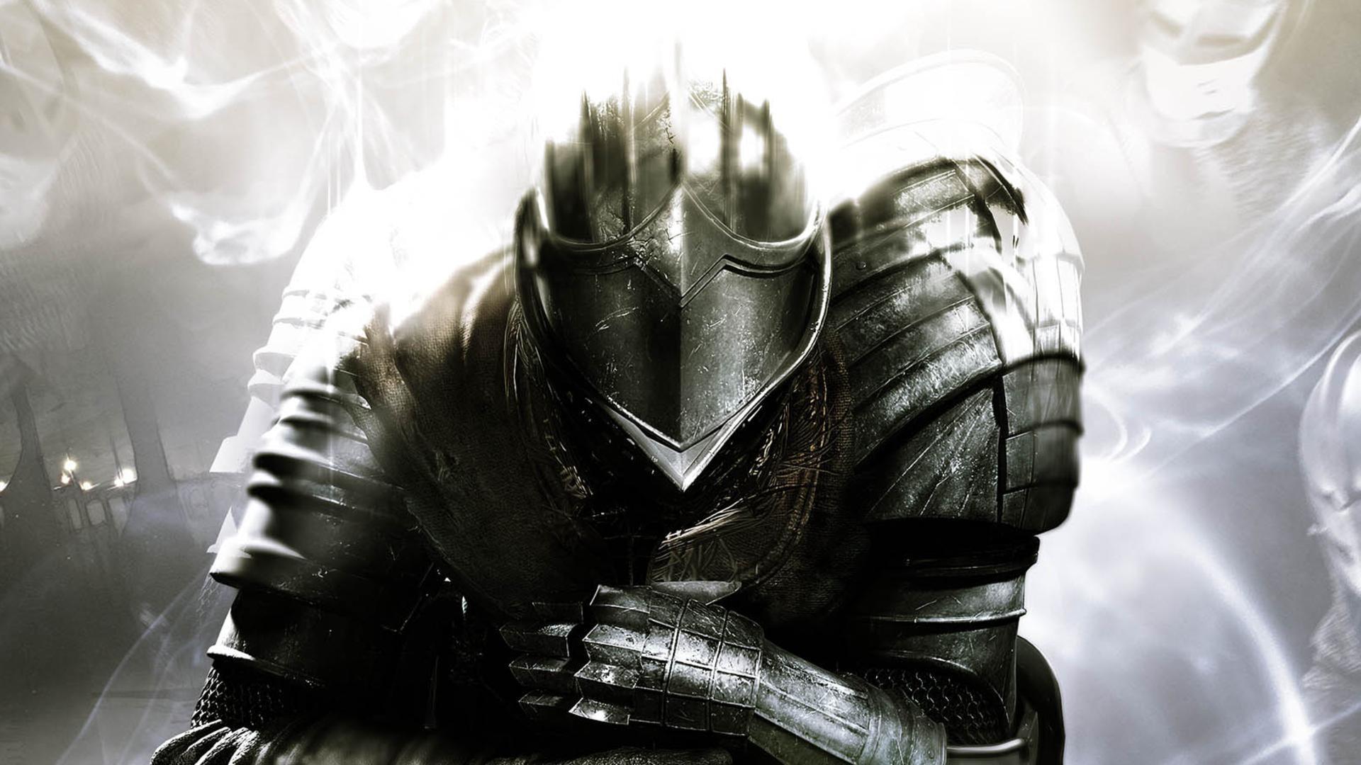 Dark Souls Elite Knight Wallpaper